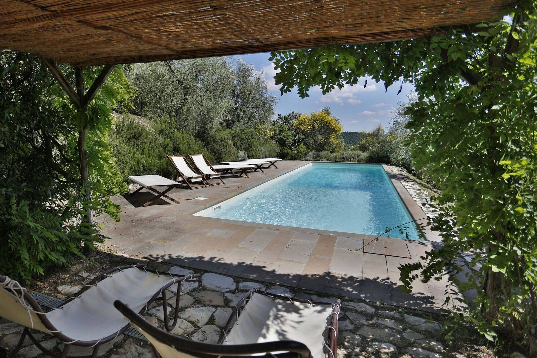 Beautiful charming countryside 6 bedroom villa with pool in Bagno a Ripoli - 25
