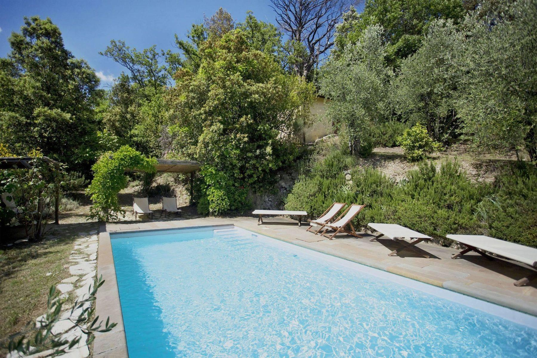 Beautiful charming countryside 6 bedroom villa with pool in Bagno a Ripoli - 26