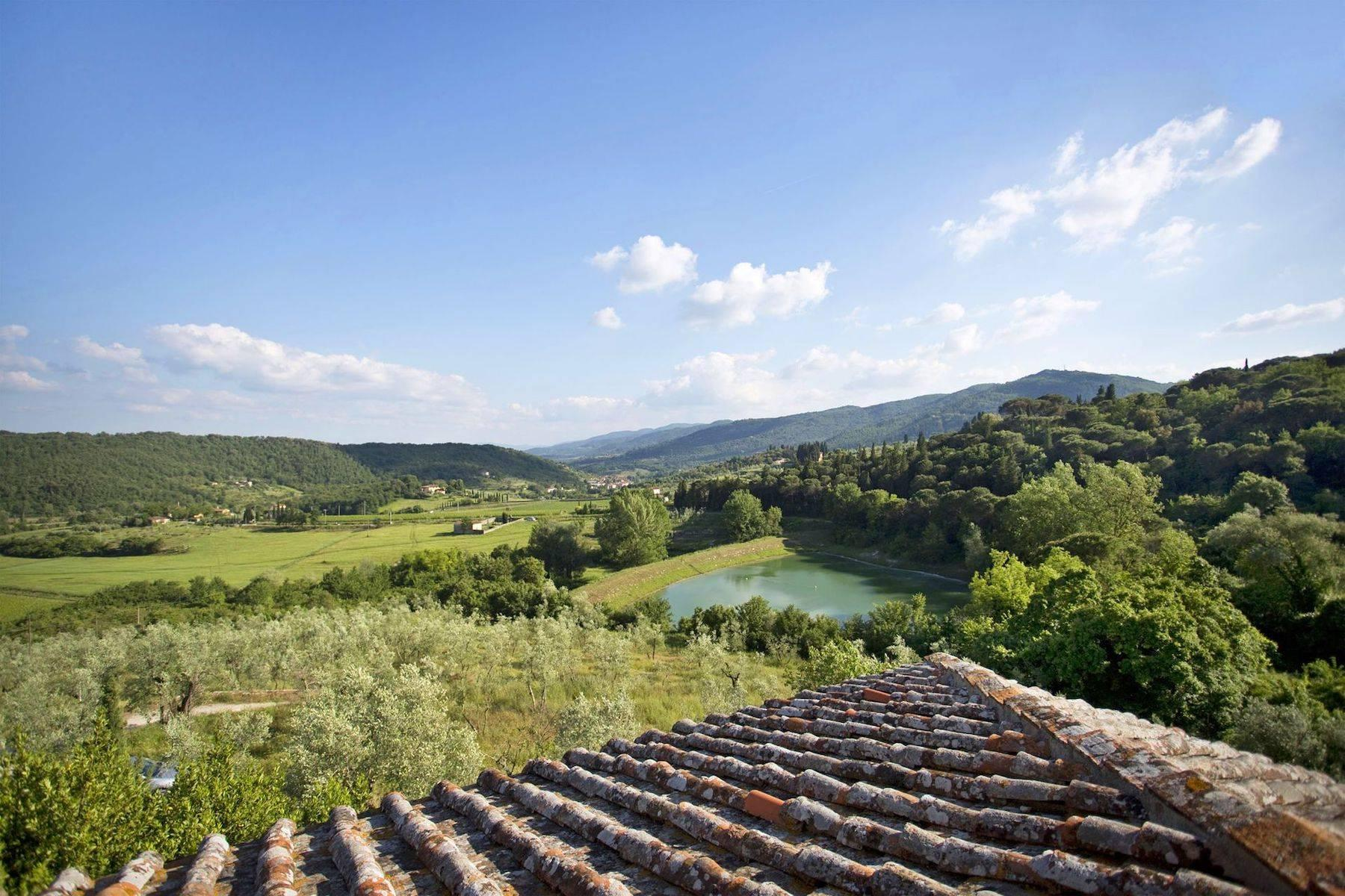 Beautiful charming countryside 6 bedroom villa with pool in Bagno a Ripoli - 27