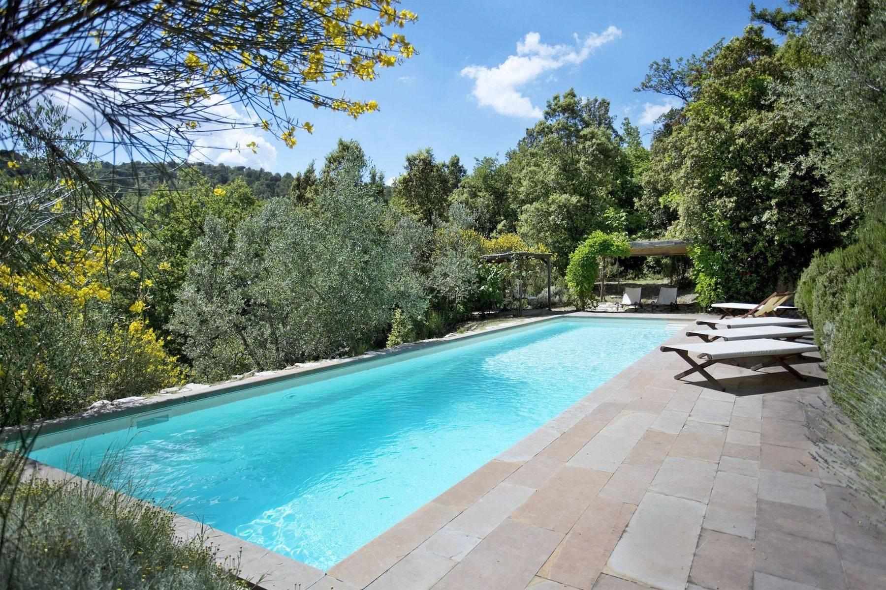 Beautiful charming countryside 6 bedroom villa with pool in Bagno a Ripoli - 29