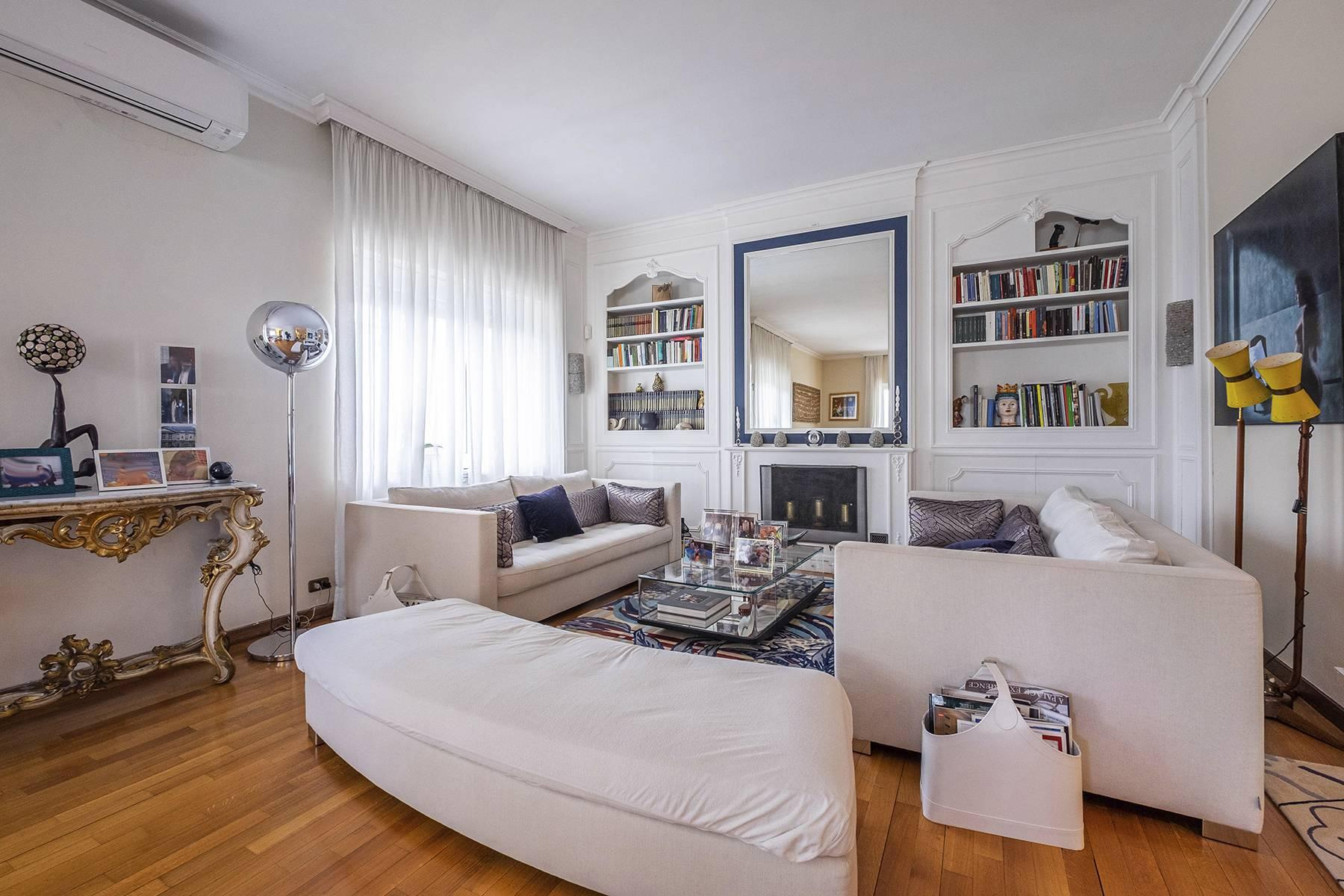 Modern penthouse with stunning 70 sqm terrace a stone's throw from Villa Borghese - 4