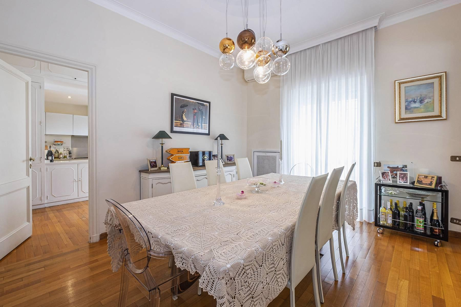Modern penthouse with stunning 70 sqm terrace a stone's throw from Villa Borghese - 8