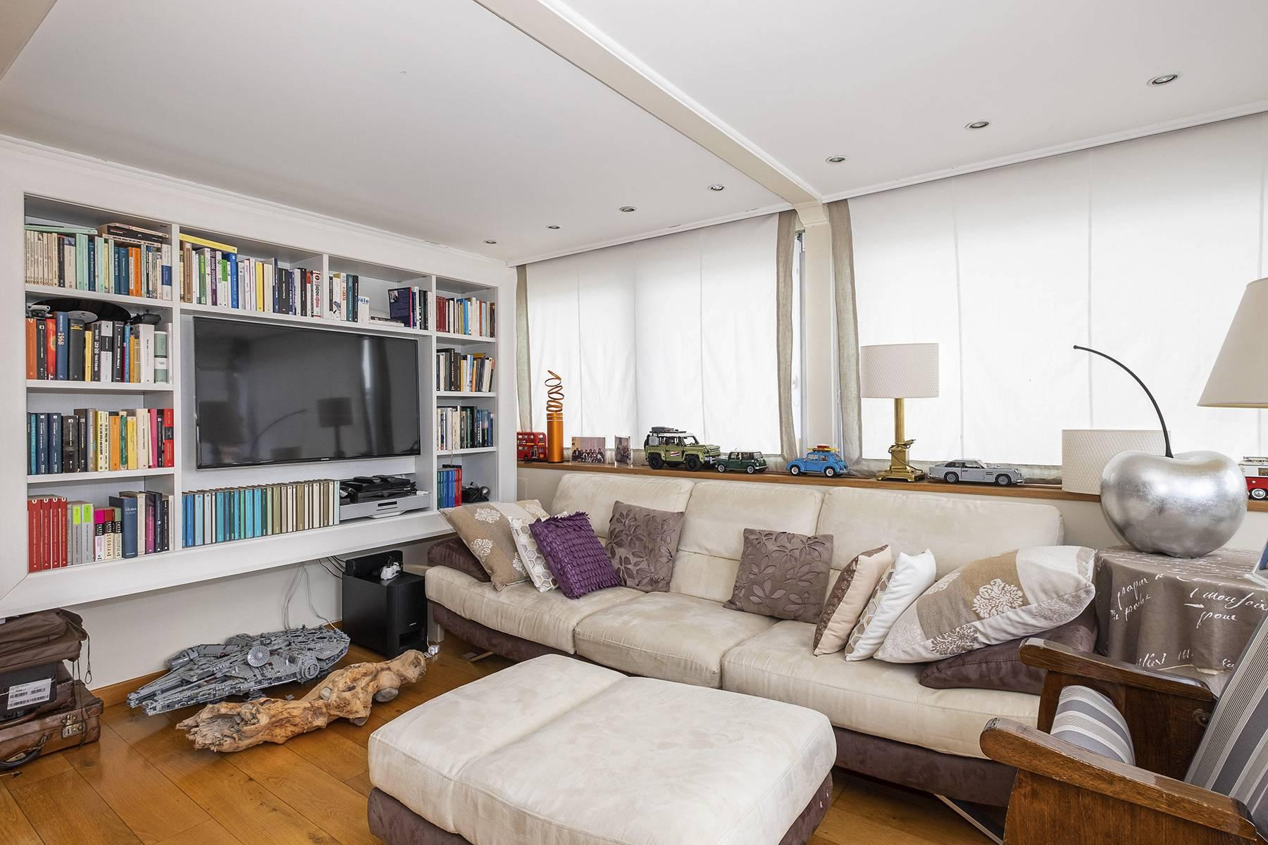 Modern penthouse with stunning 70 sqm terrace a stone's throw from Villa Borghese - 18