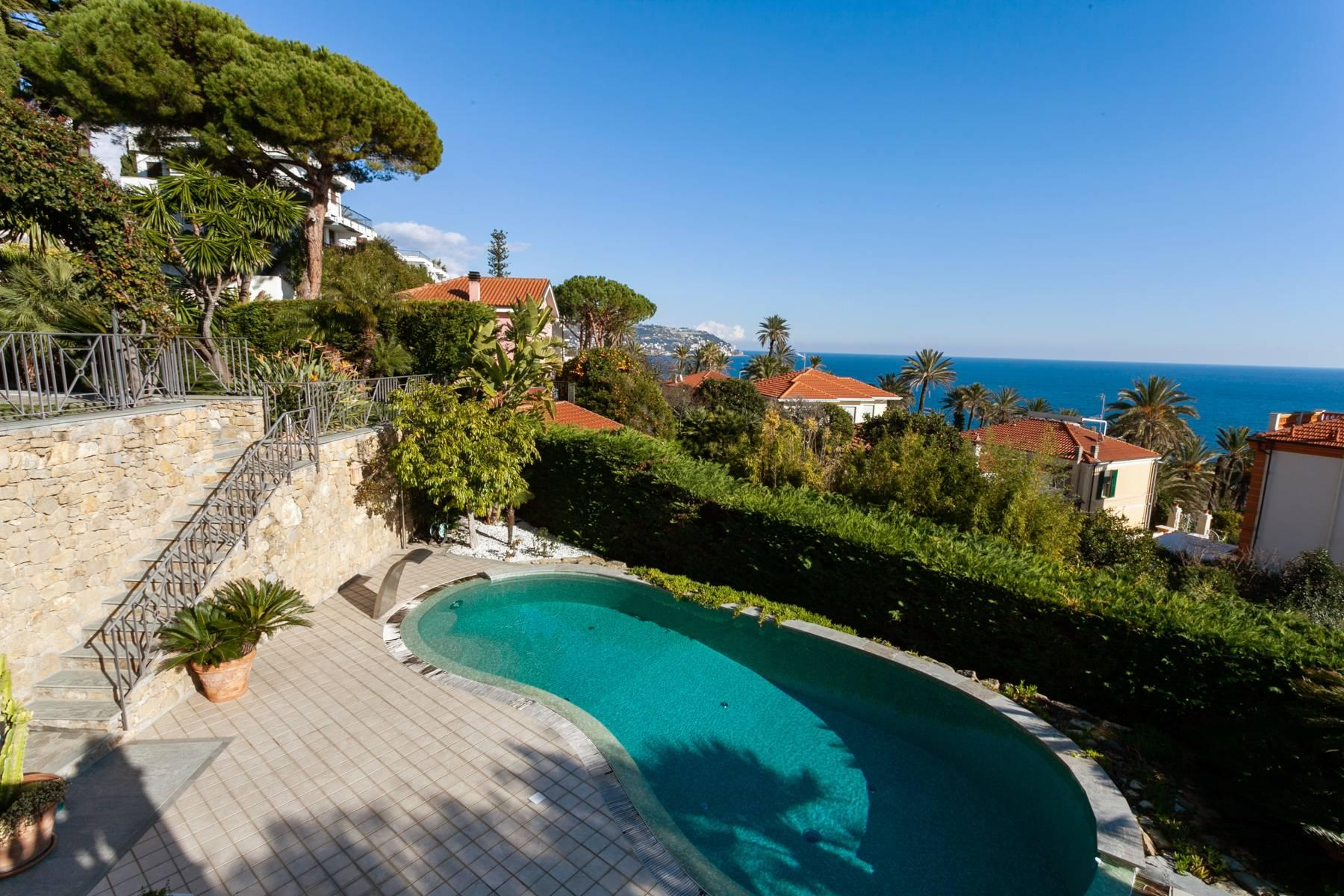 Inviting villa in Bordighera - 8