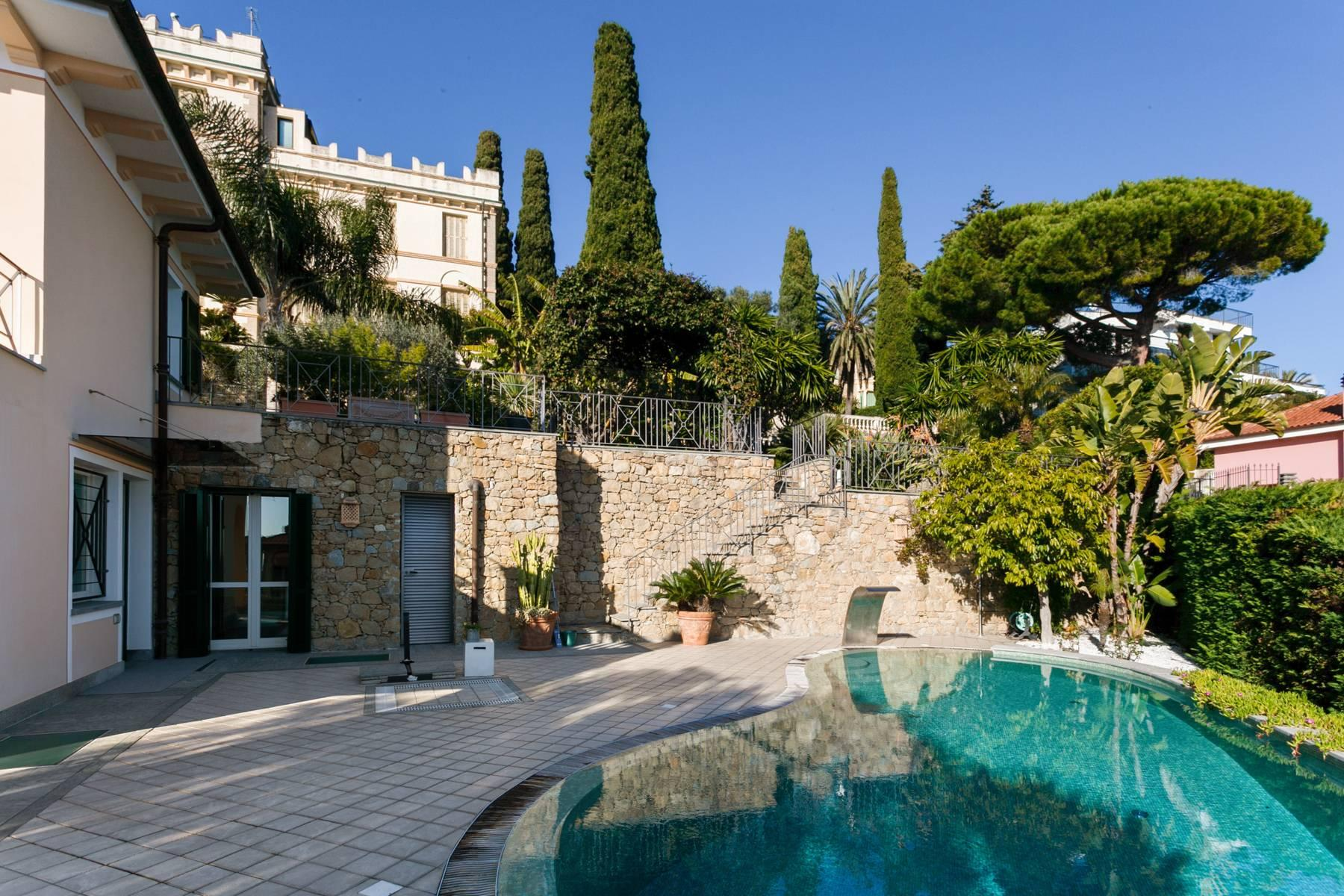 Inviting villa in Bordighera - 27