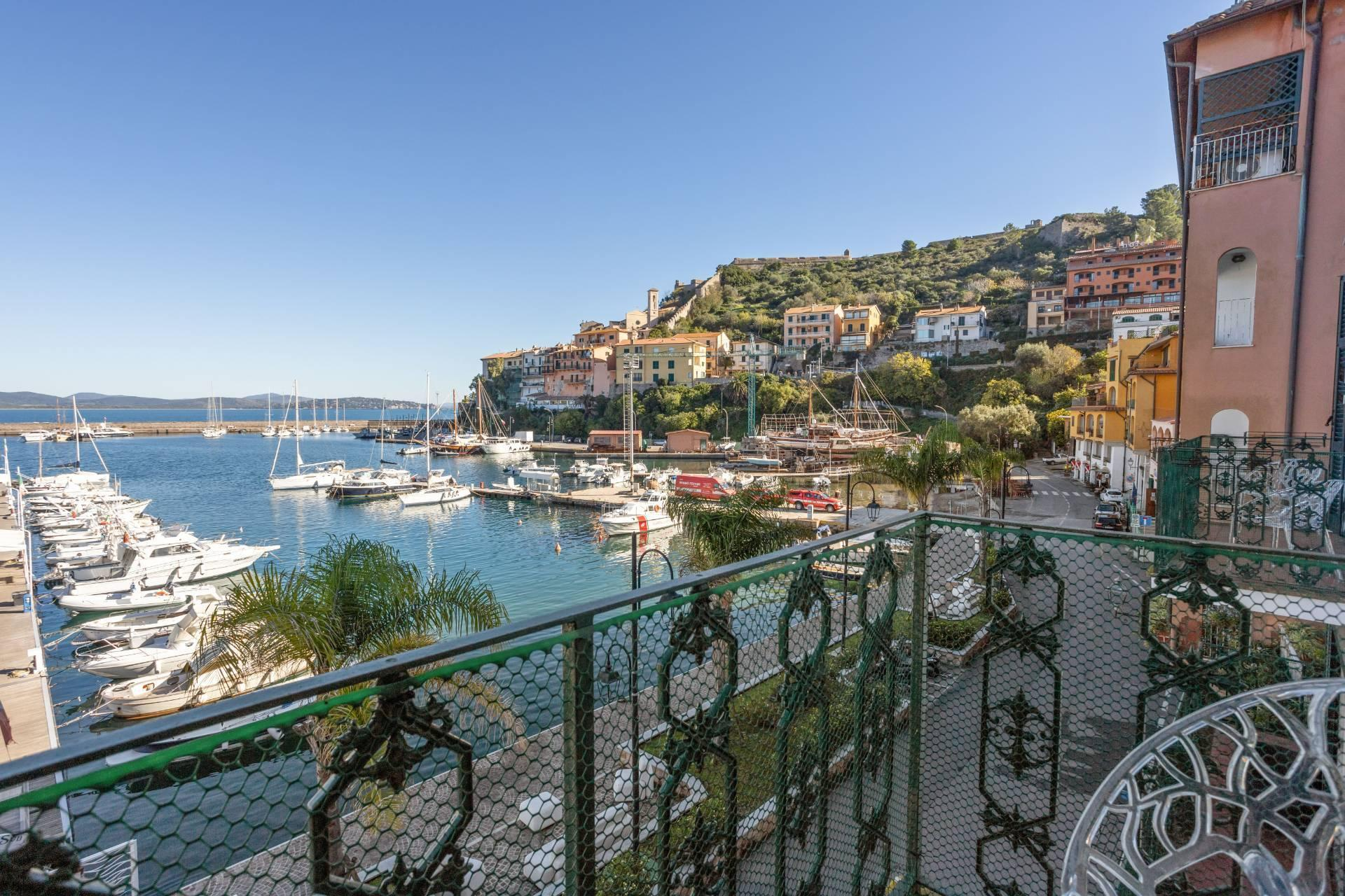Porto Ercole - Stunning seafront family home with amazing views in historic building - 2