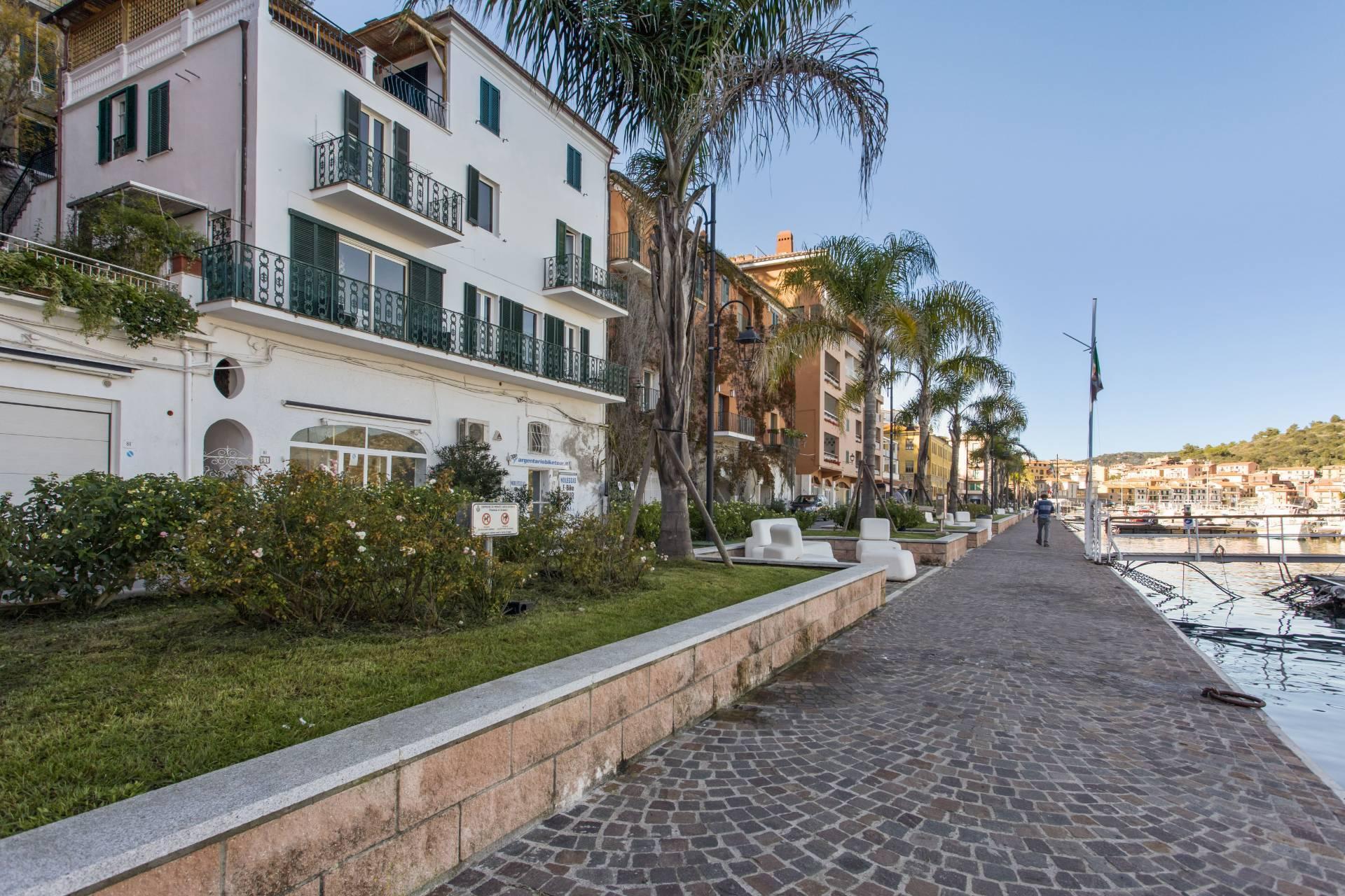 Porto Ercole - Superbe maison familiale en bord  dans un bâtiment historique - 1
