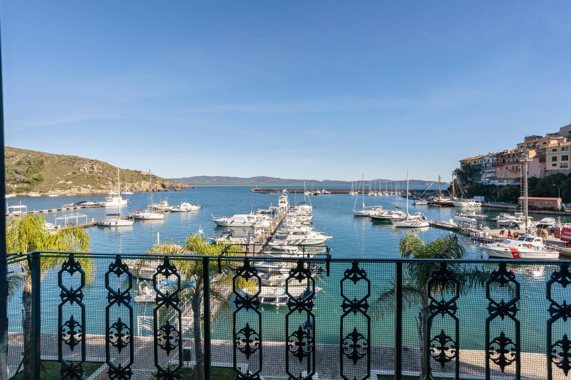Porto Ercole - Stunning seafront family home with amazing views in historic building - 3