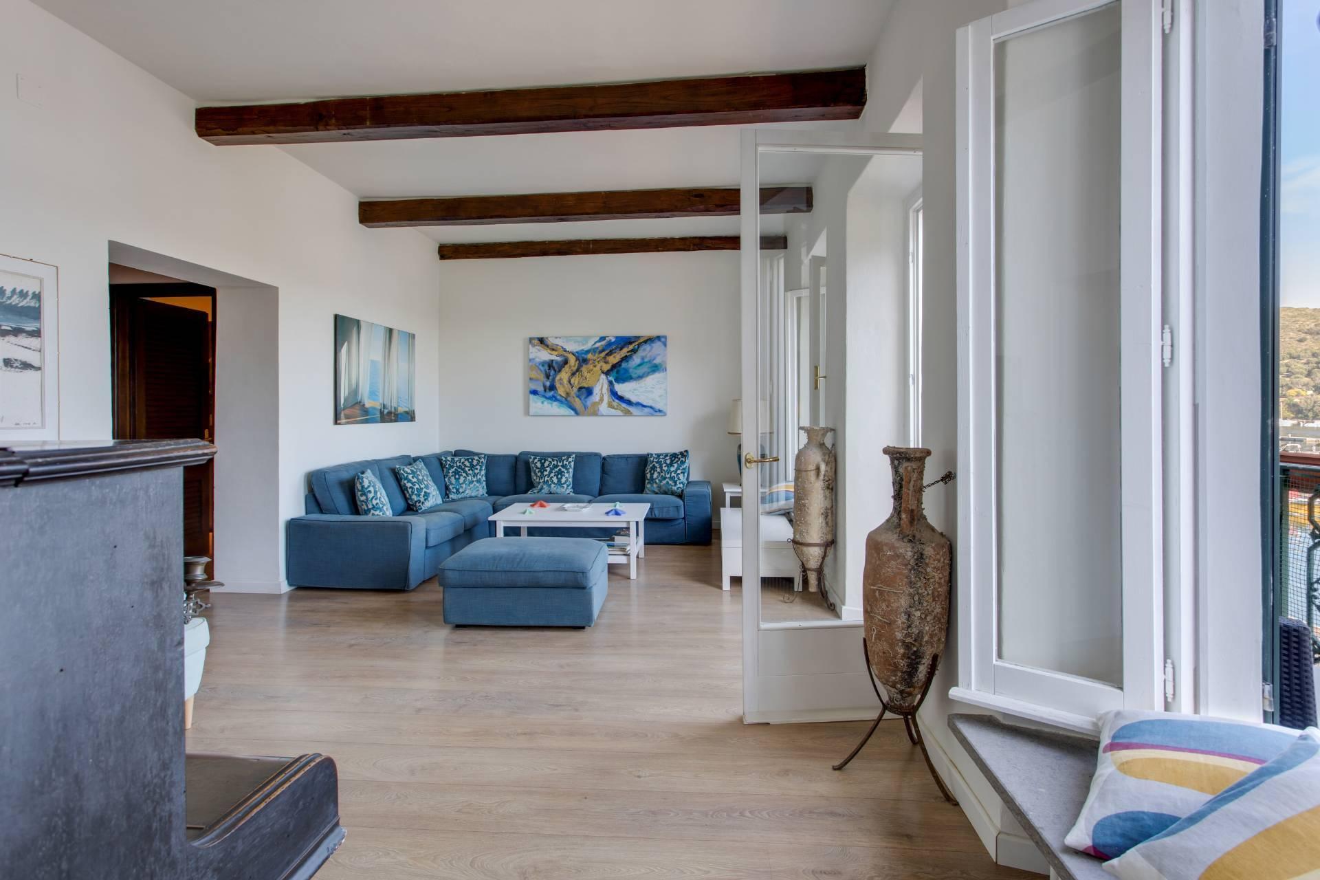 Porto Ercole - Superbe maison familiale en bord  dans un bâtiment historique - 5