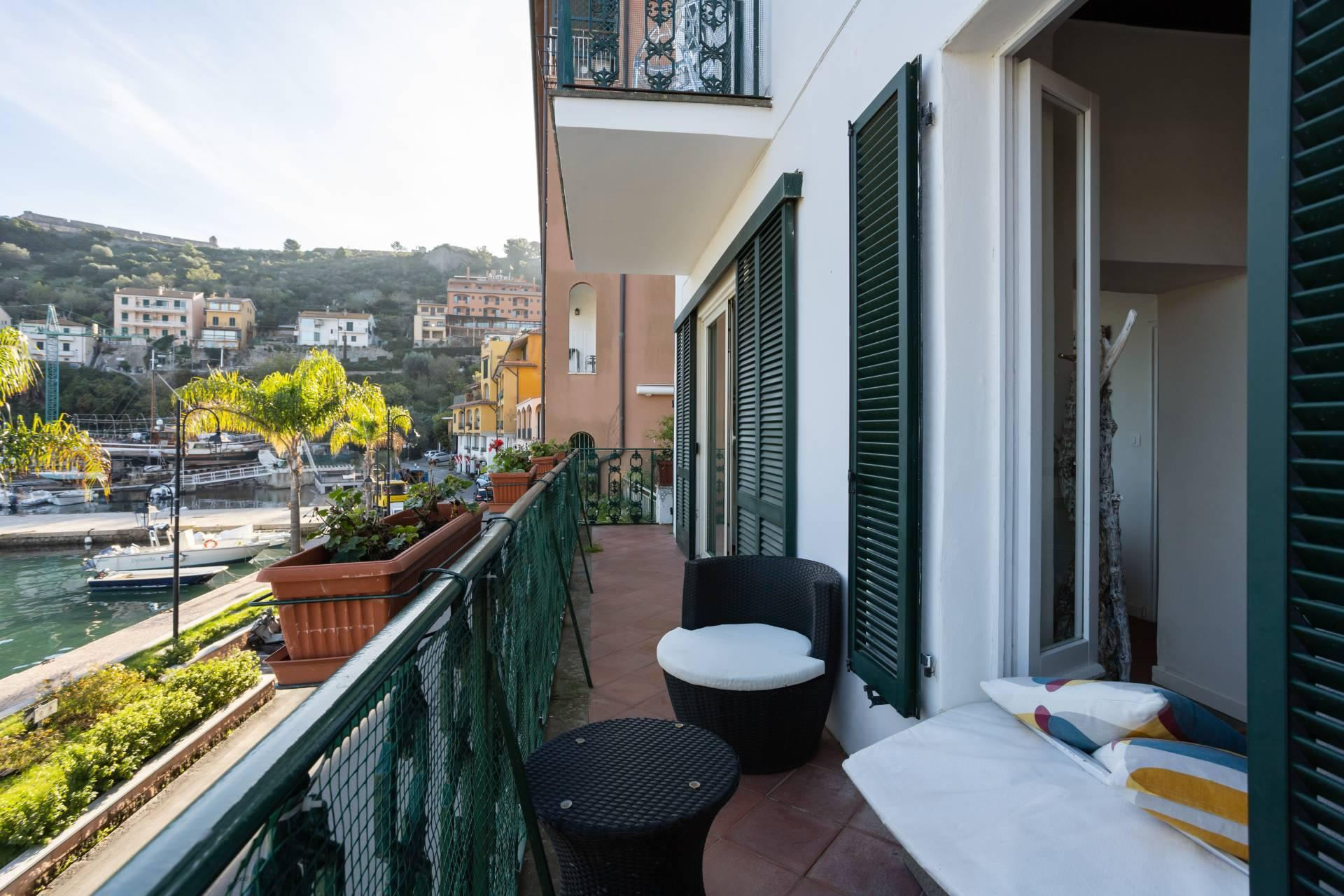 Porto Ercole - Stunning seafront family home with amazing views in historic building - 8