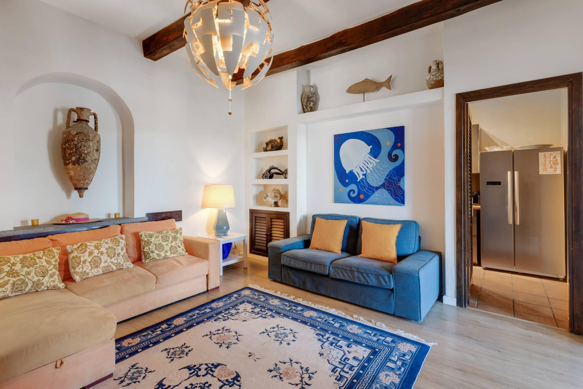 Porto Ercole - Stunning seafront family home with amazing views in historic building - 13