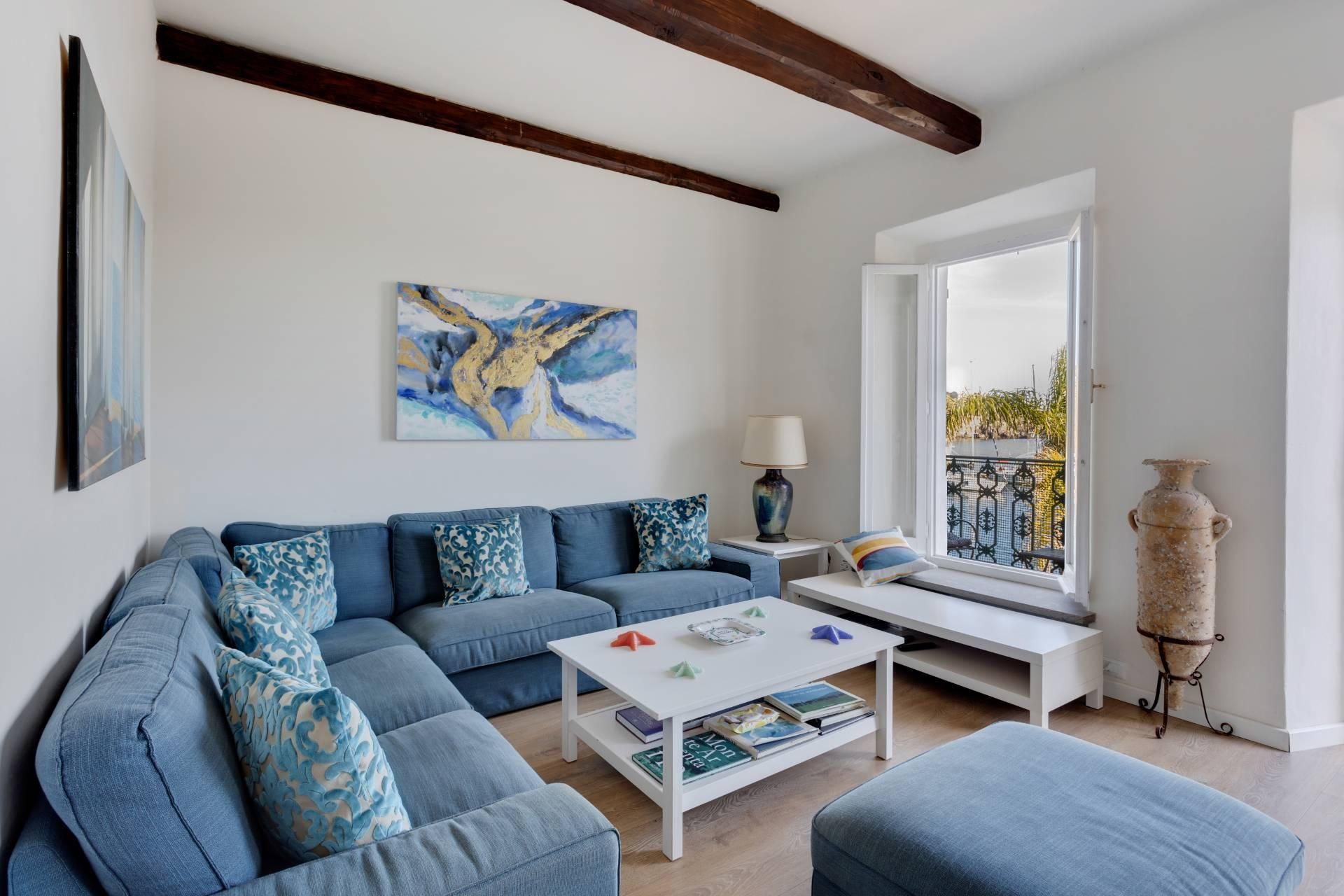 Porto Ercole - Stunning seafront family home with amazing views in historic building - 25