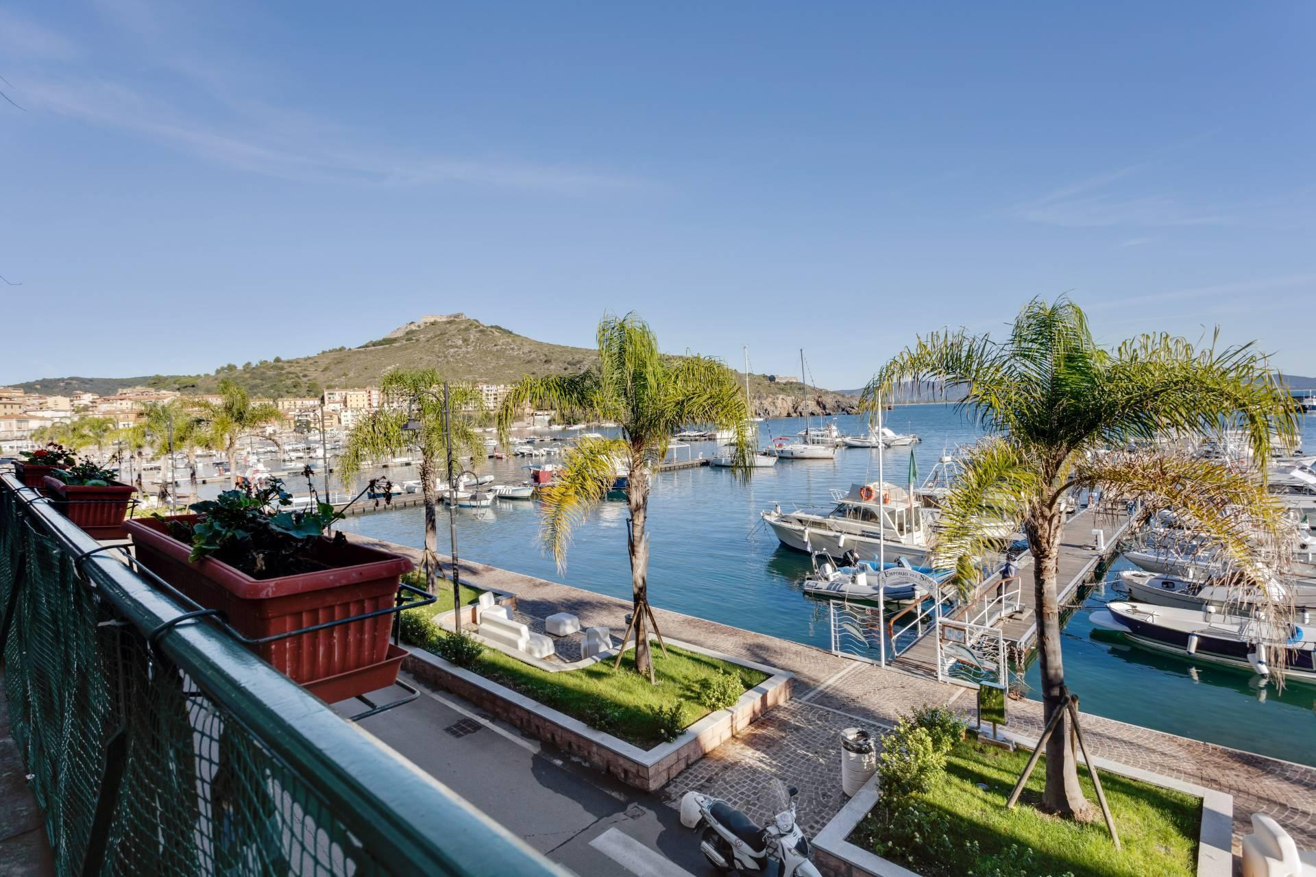 Porto Ercole - Stunning seafront family home with amazing views in historic building - 27