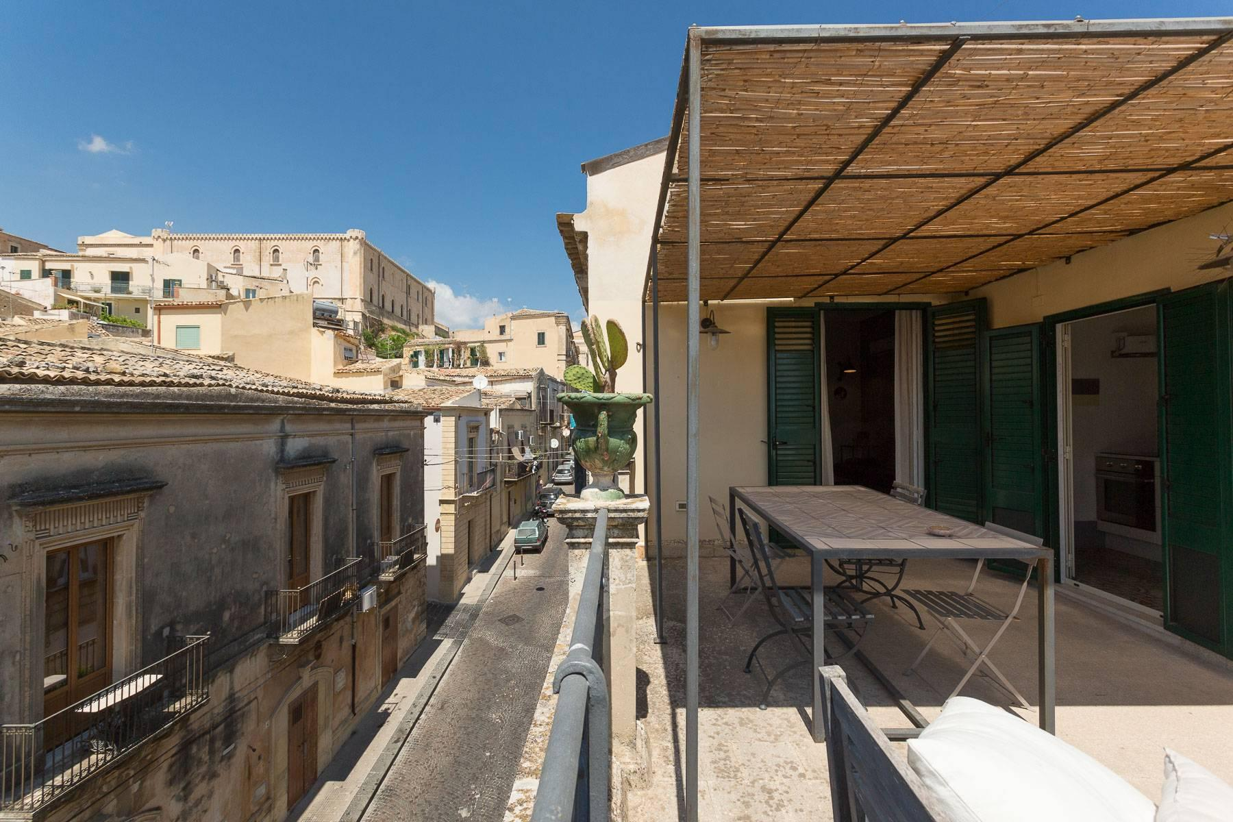 Charming penthouse in Noto - 16