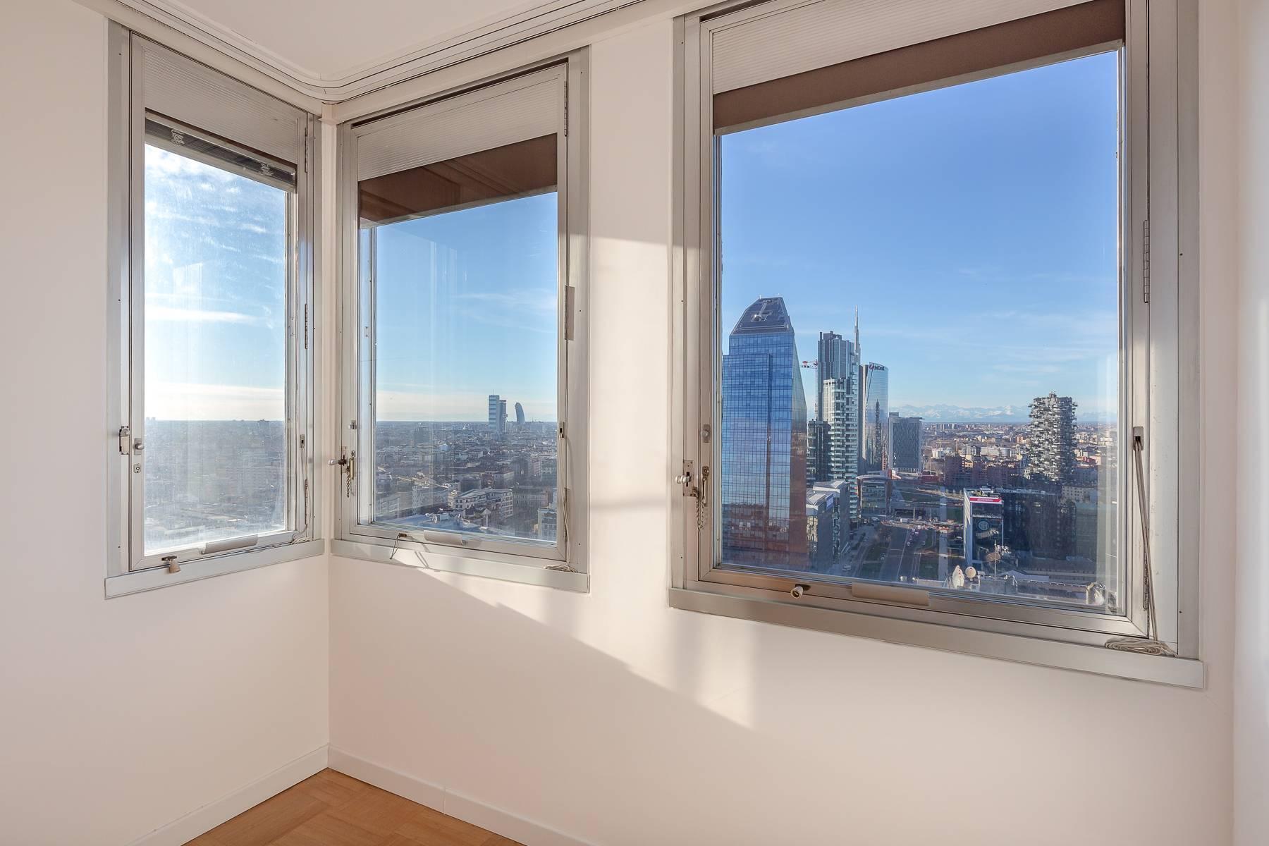 Spektakuläre Wohnung im Wolkenkratzer auf der Piazza Repubblica - 21