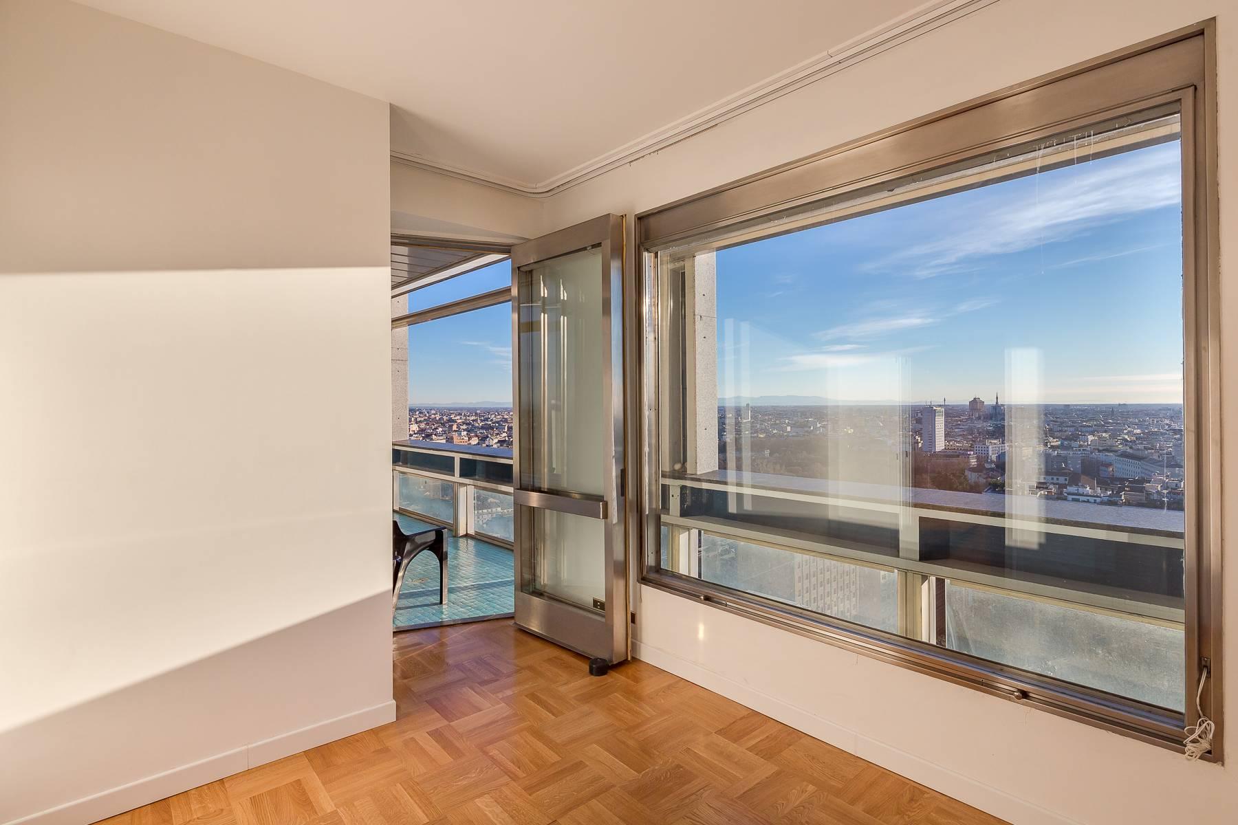 Spektakuläre Wohnung im Wolkenkratzer auf der Piazza Repubblica - 22