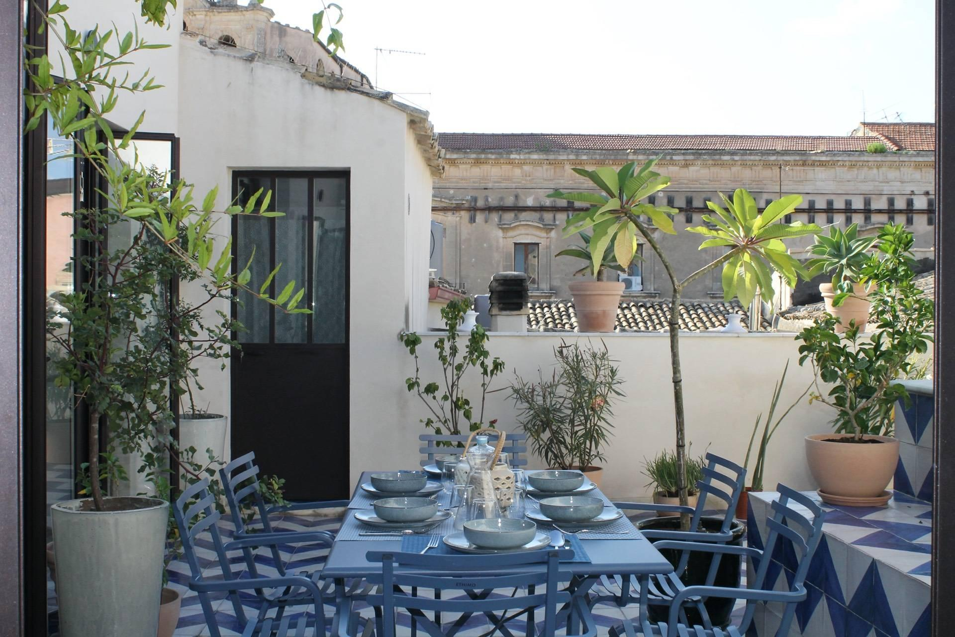 Apartment with terrace in the heart of Noto. - 8