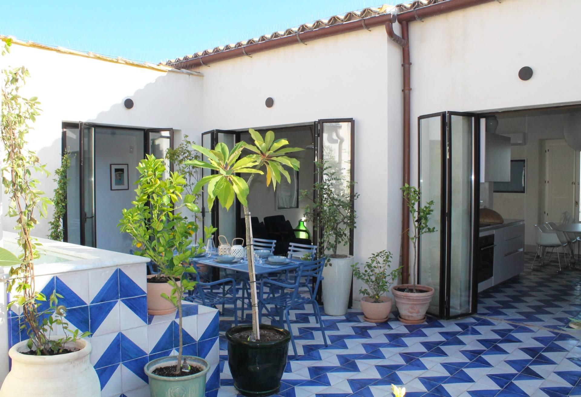 Wohnung mit Terrasse im Herzen Notos - 9