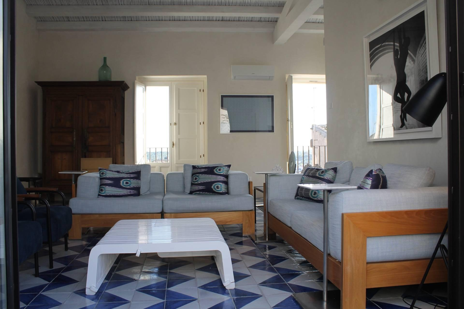 Apartment with terrace in the heart of Noto. - 22