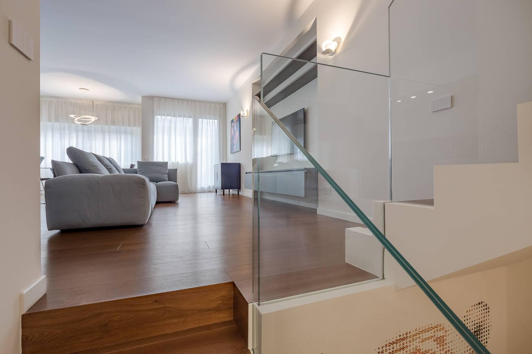 Wunderschöne Drei-Zimmer-Wohnung im Sempione Stadtviertel - 3