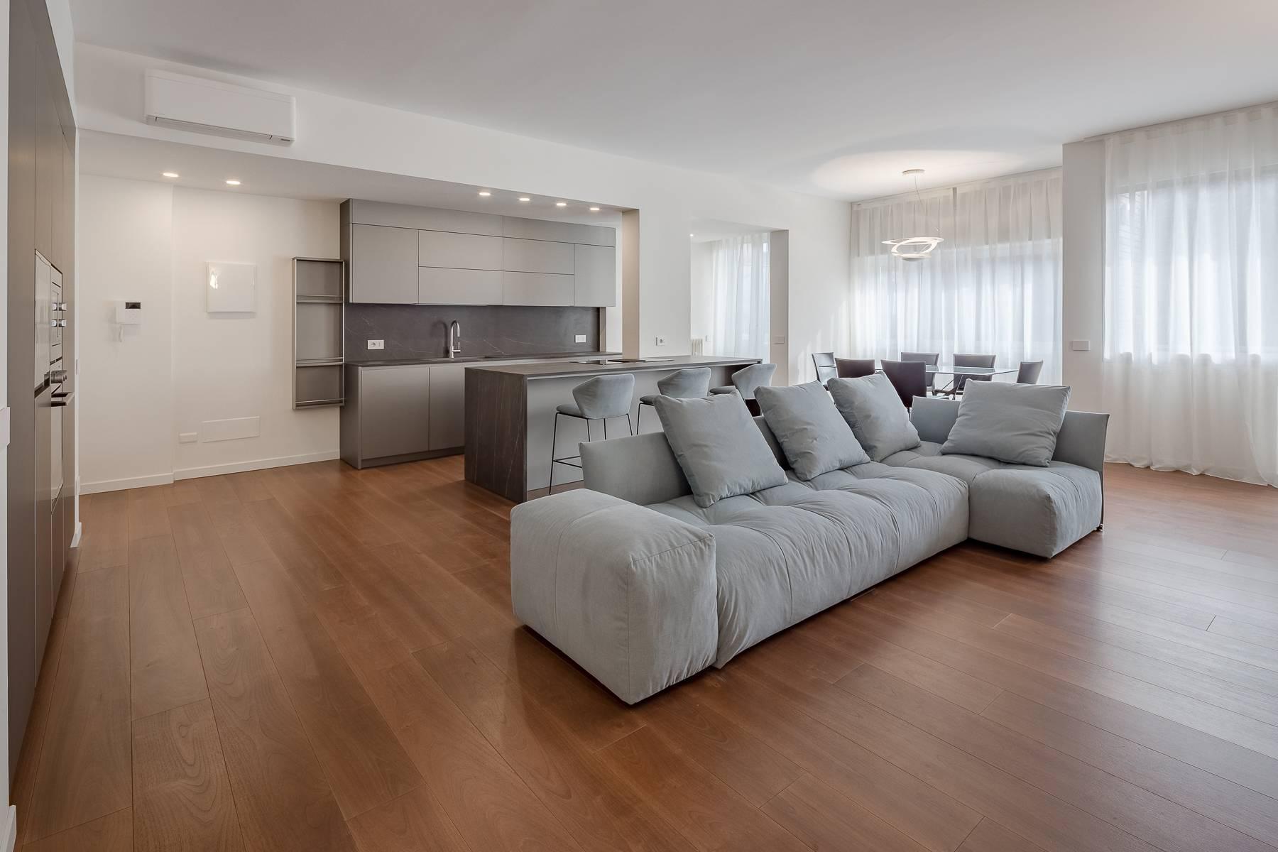 Wunderschöne Drei-Zimmer-Wohnung im Sempione Stadtviertel - 1