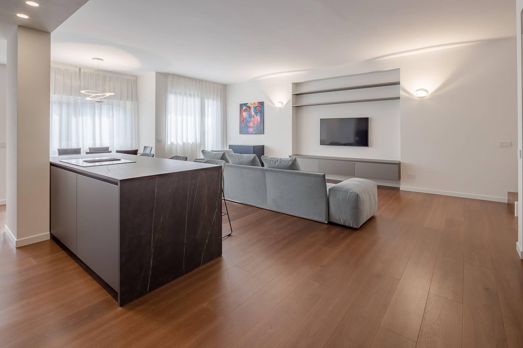 Wunderschöne Drei-Zimmer-Wohnung im Sempione Stadtviertel - 5