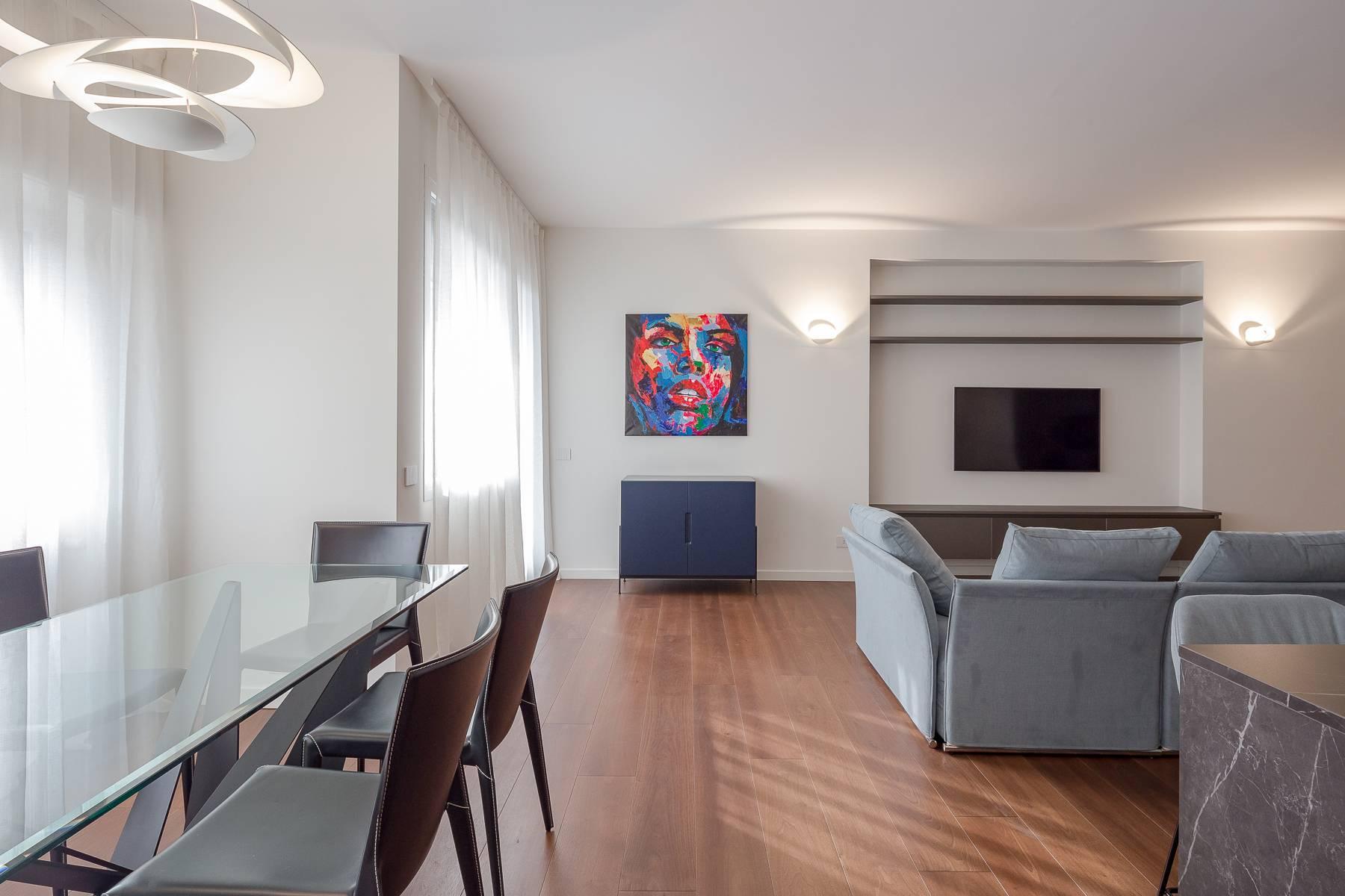 Wunderschöne Drei-Zimmer-Wohnung im Sempione Stadtviertel - 6