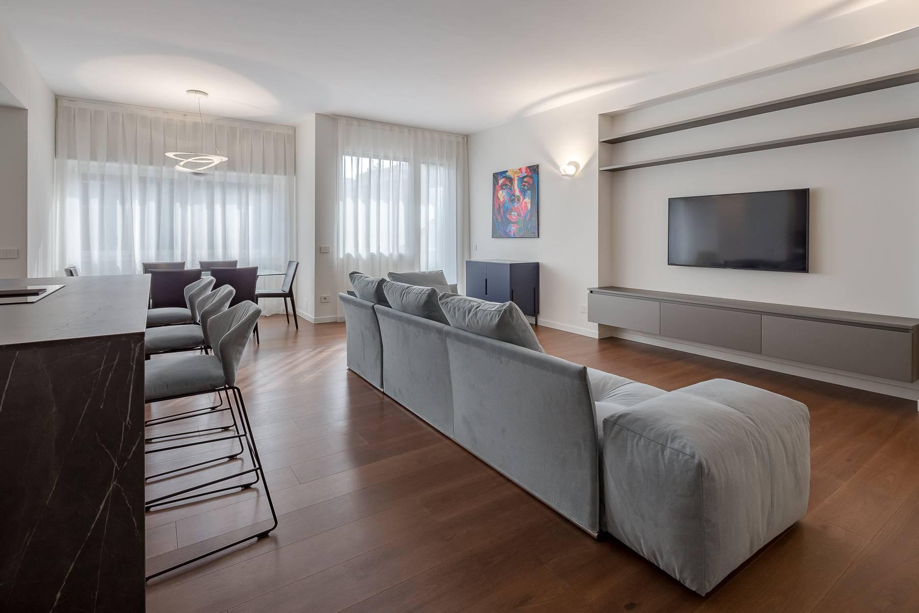 Wunderschöne Drei-Zimmer-Wohnung im Sempione Stadtviertel - 2