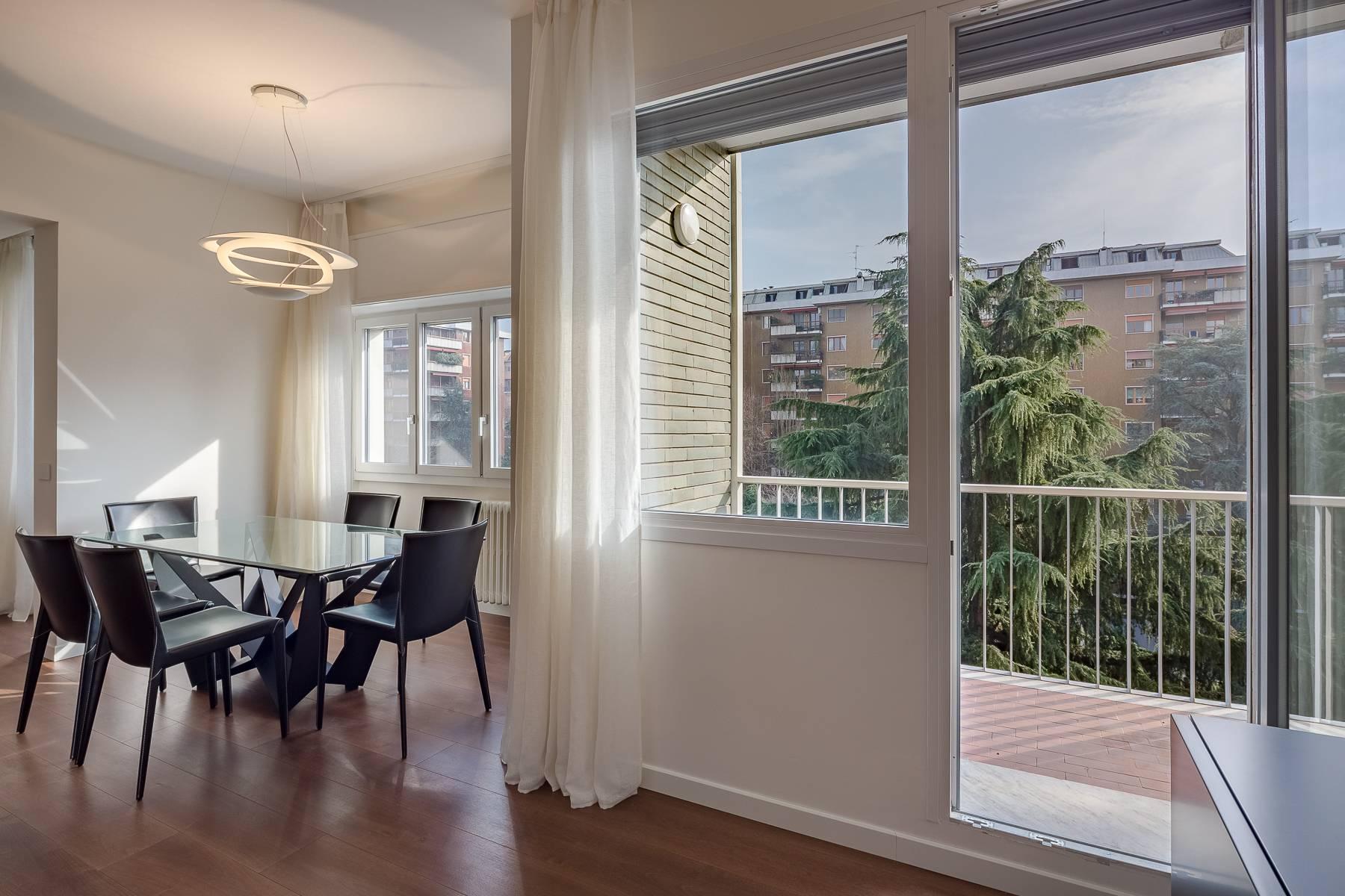 Wunderschöne Drei-Zimmer-Wohnung im Sempione Stadtviertel - 8