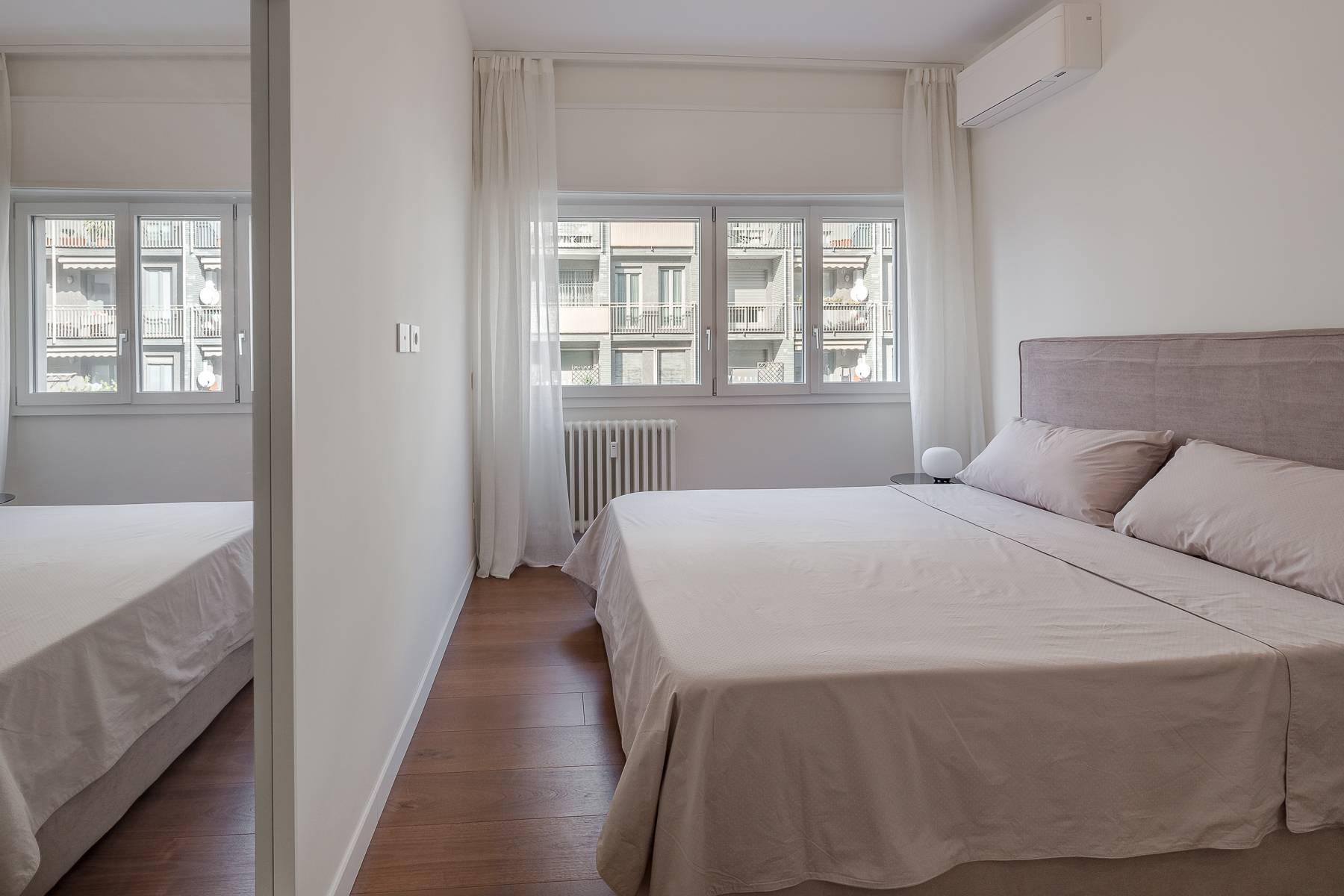 Beautiful fully furnished three room apartment in Sempione area - 13