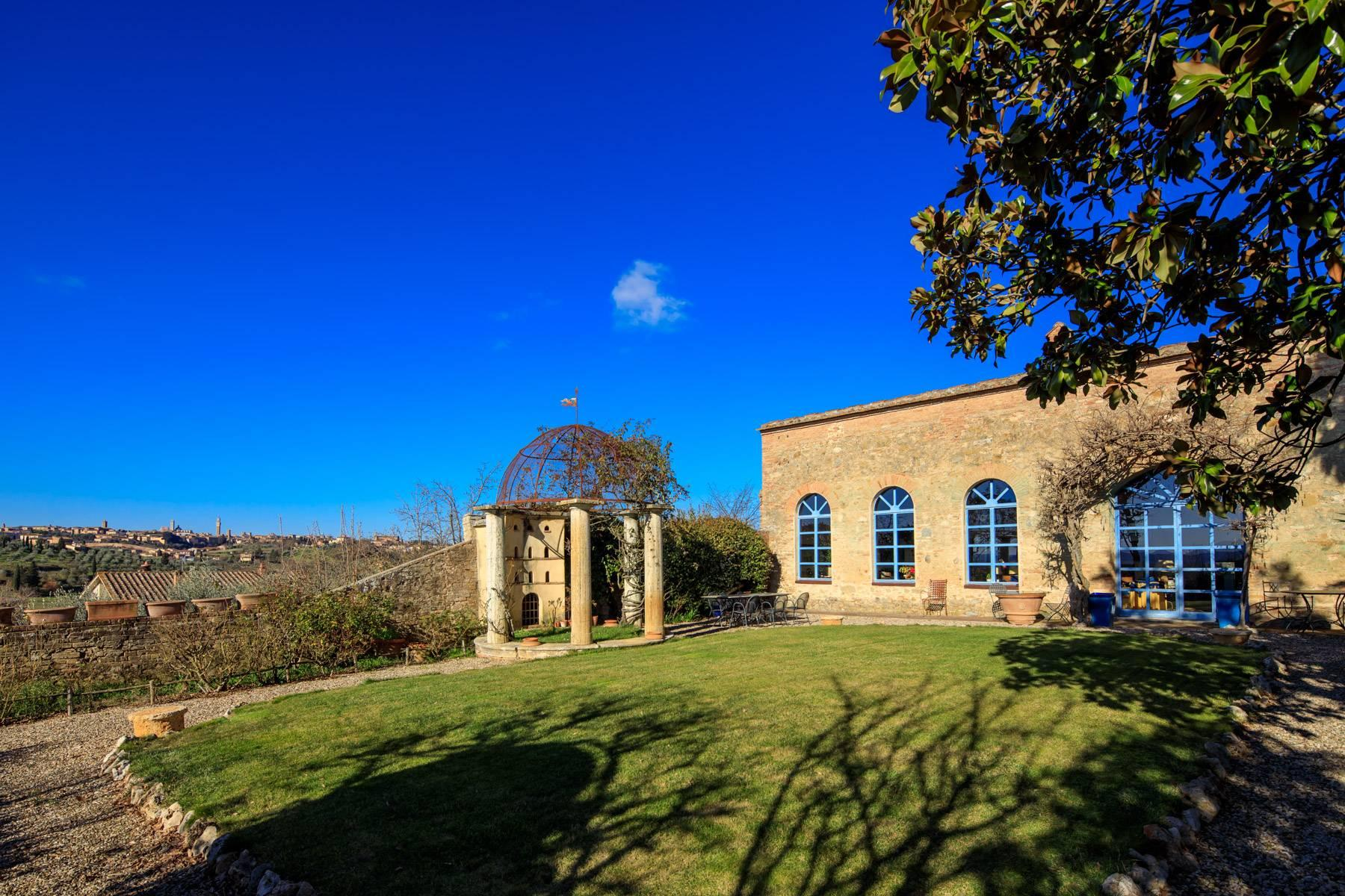 Wonderful historical Villa and country house close by Siena - 3
