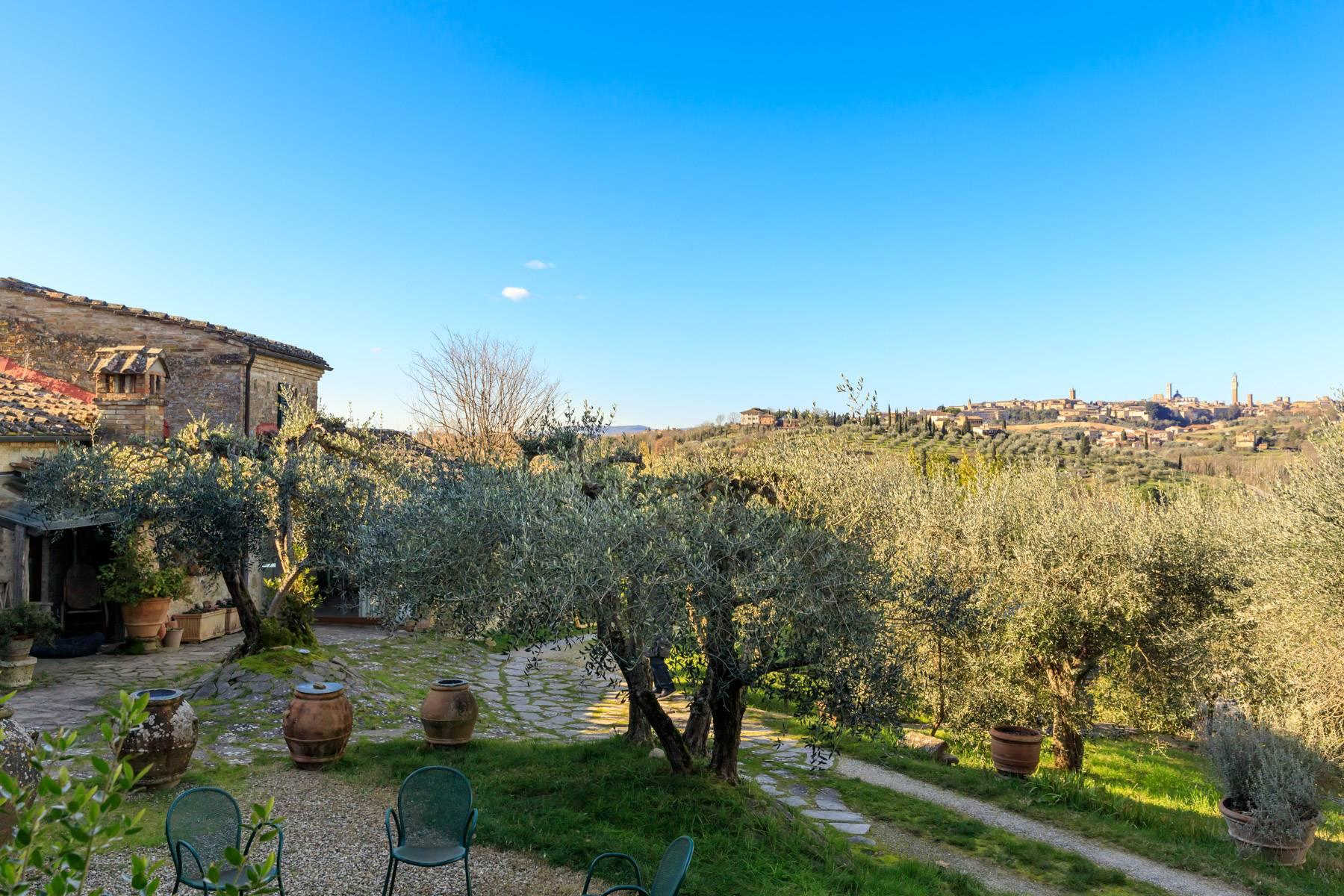 Wonderful historical Villa and country house close by Siena - 7