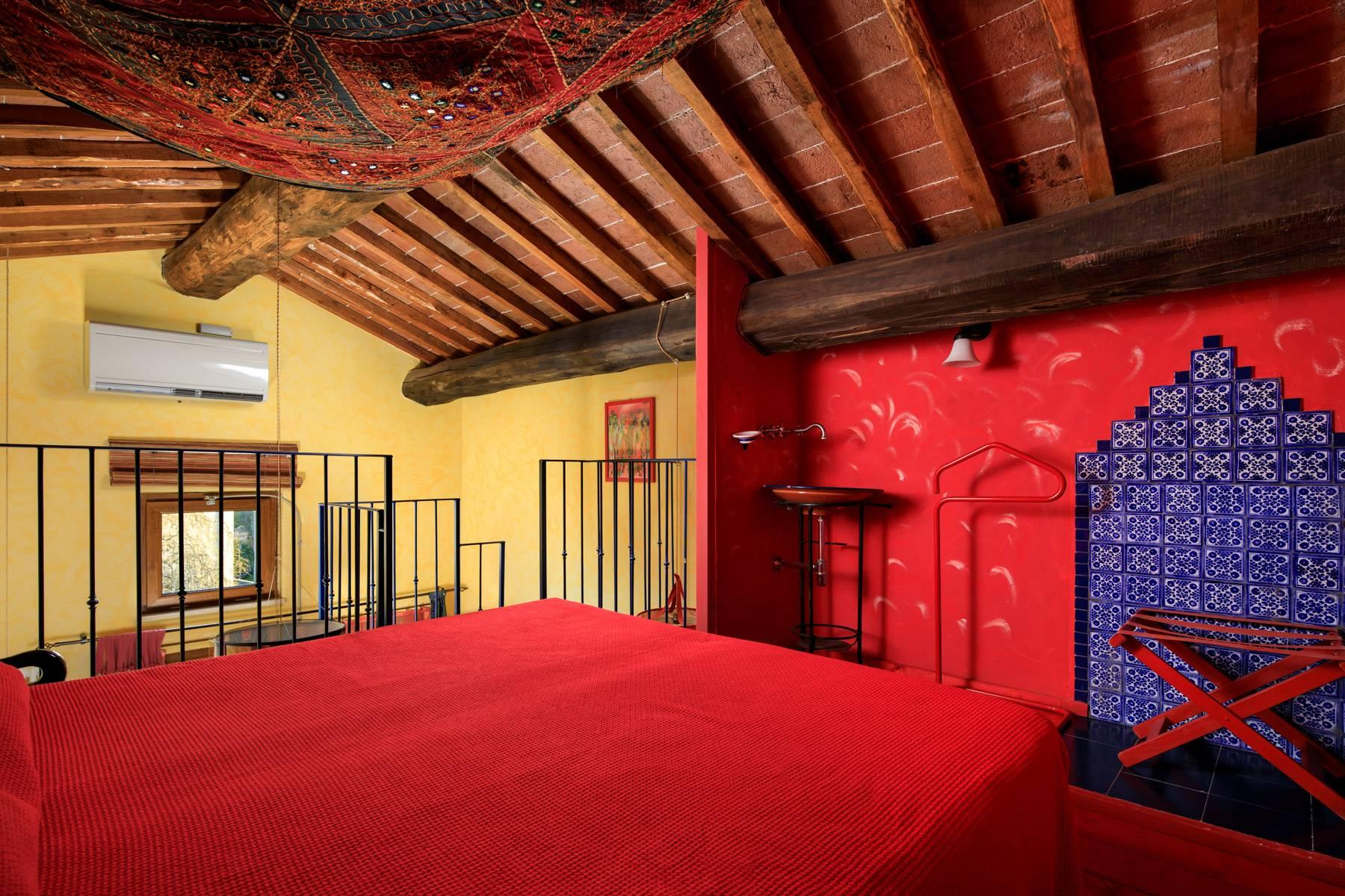 Wonderful historical Villa and country house close by Siena - 29