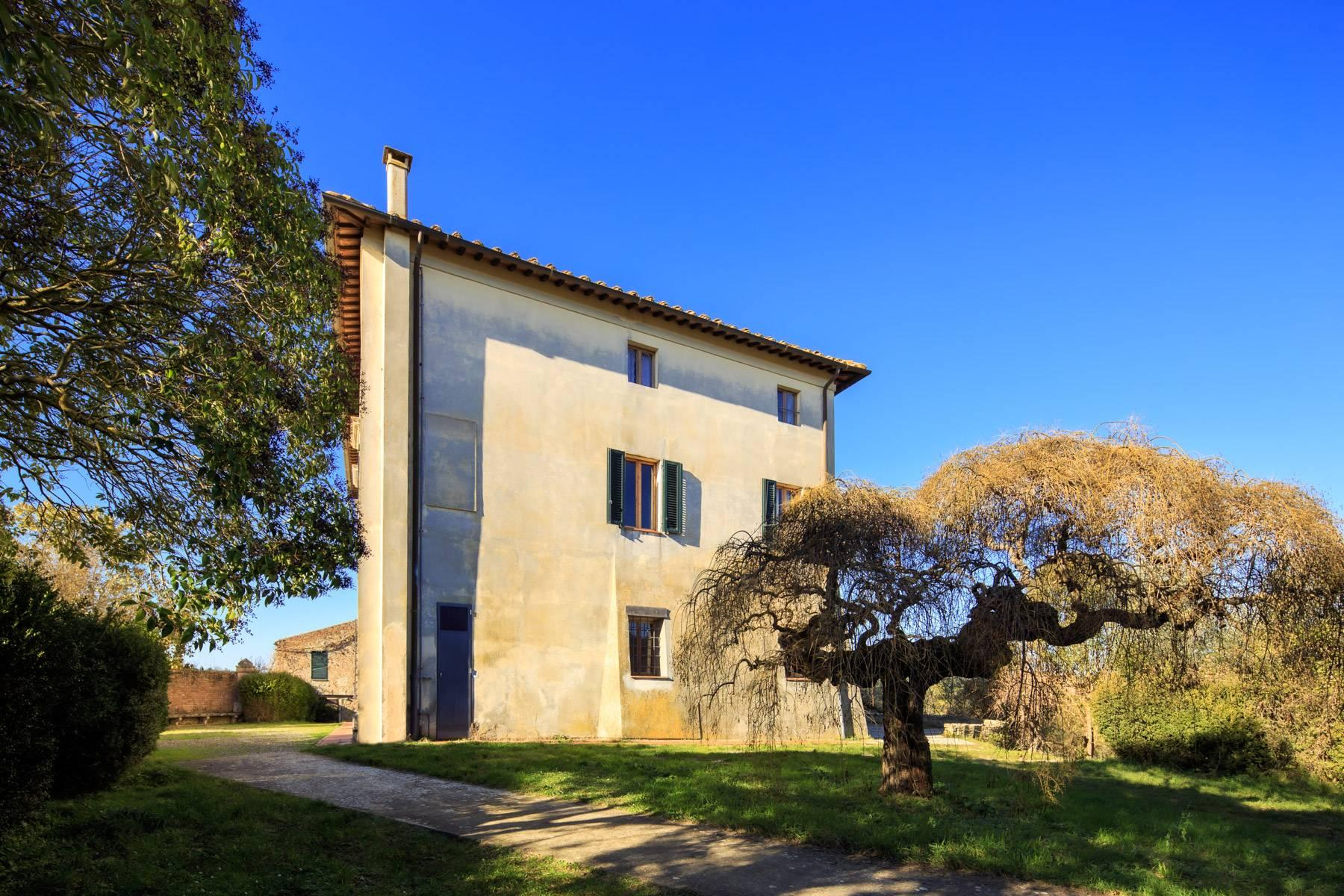 Wonderful historical Villa and country house close by Siena - 4