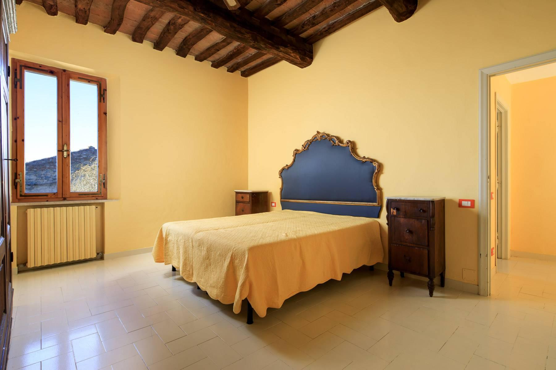 Wonderful historical Villa and country house close by Siena - 47