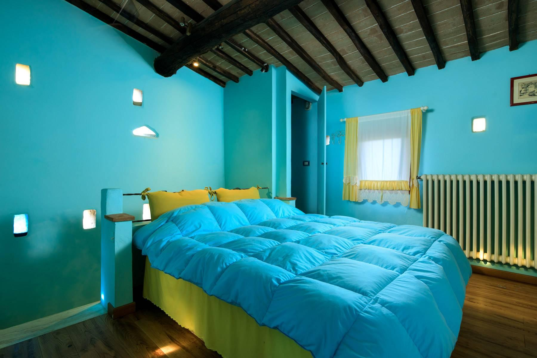 Enchanting farmhouse with agriturismo on the outskirts of Siena - 35