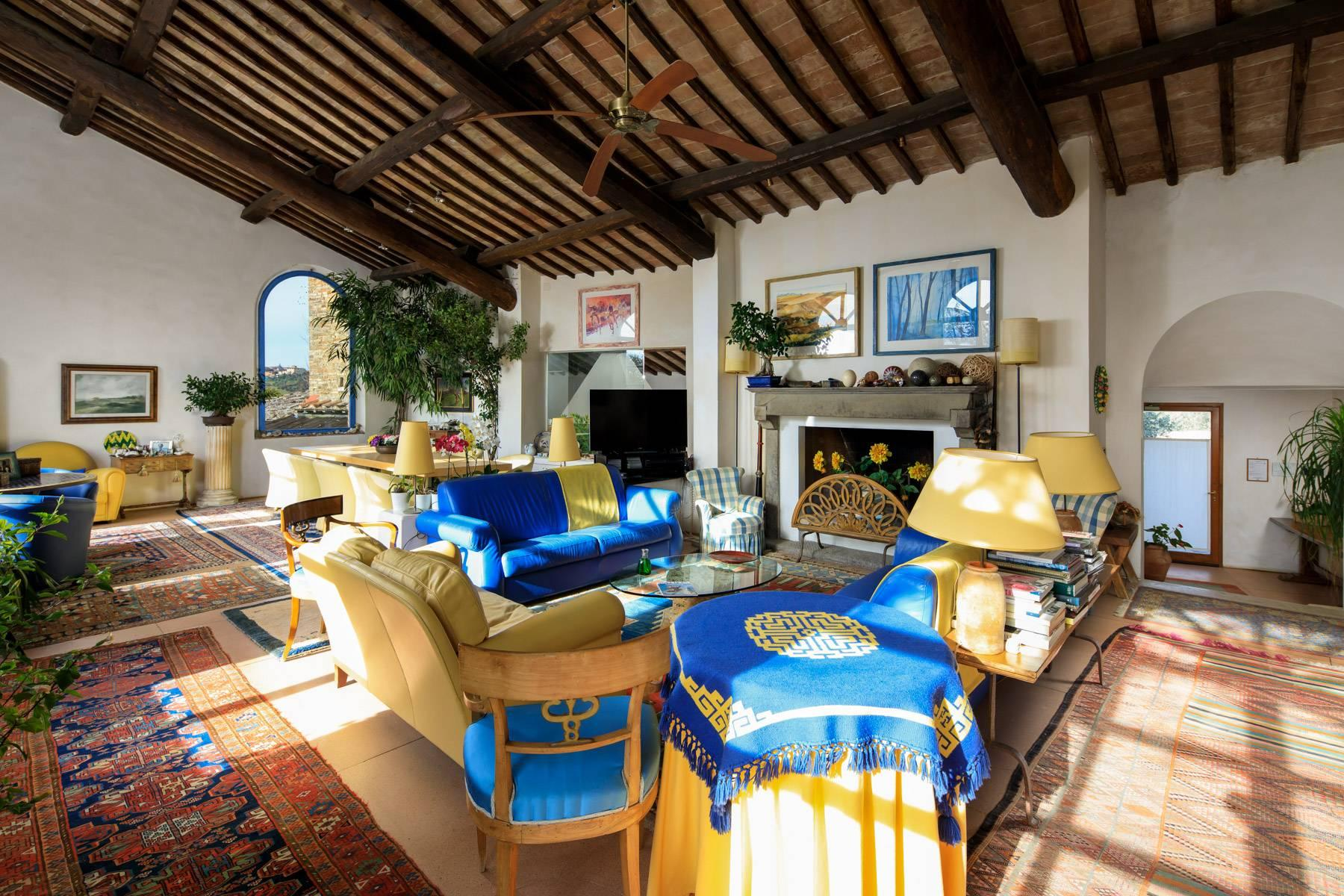 Enchanting farmhouse with agriturismo on the outskirts of Siena - 15