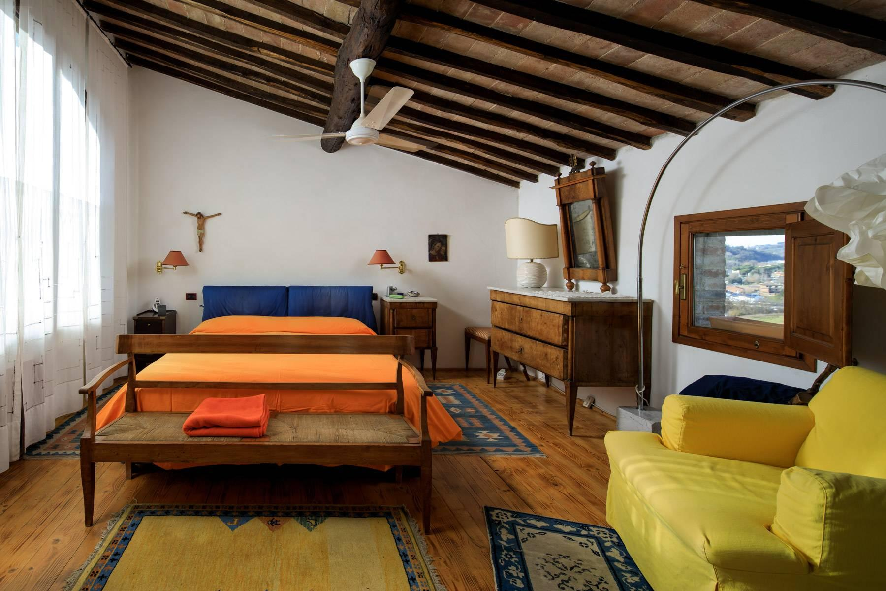 Enchanting farmhouse with agriturismo on the outskirts of Siena - 20