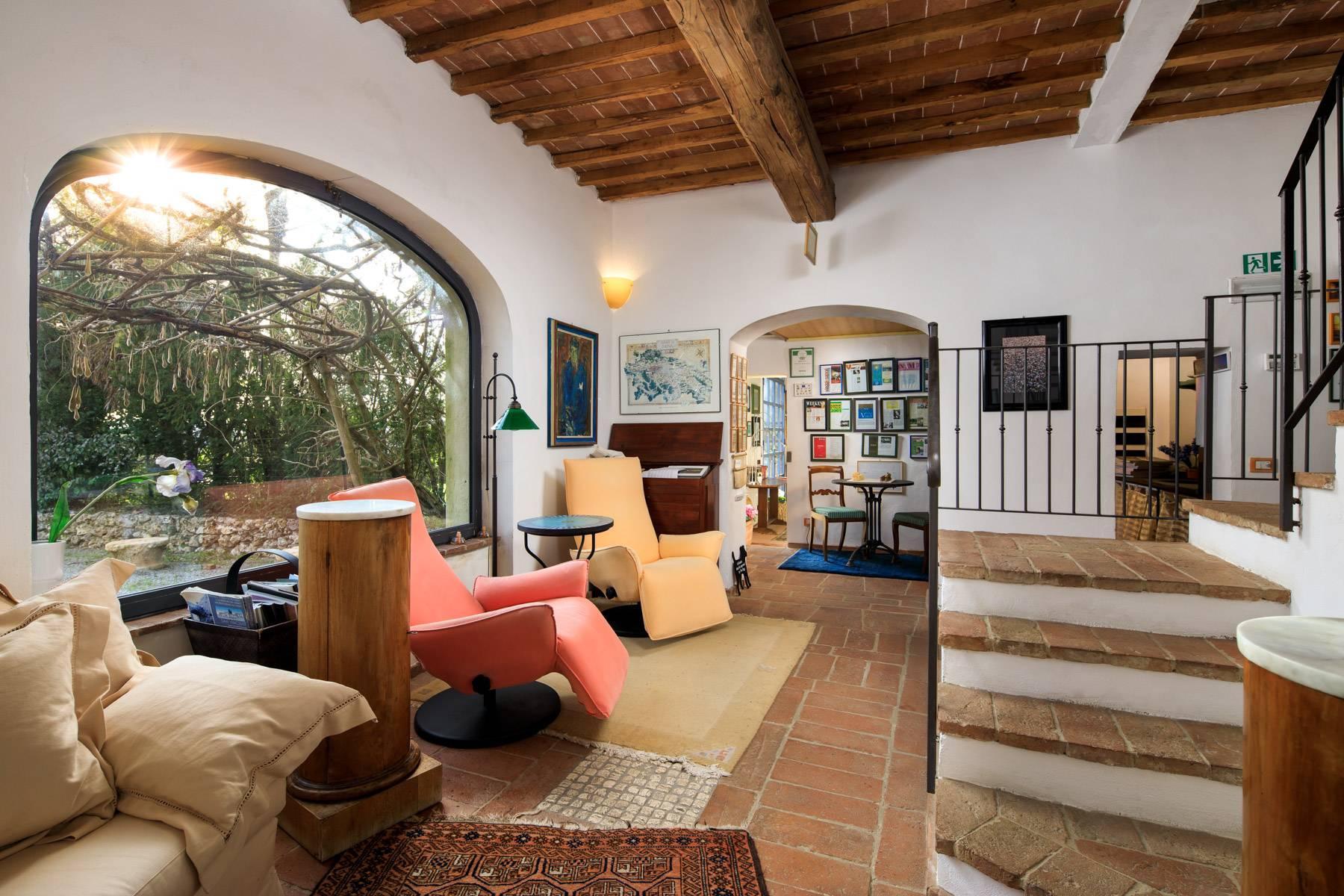 Herrliches Landhaus mit Bauernhaus vor den Toren von Siena - 19