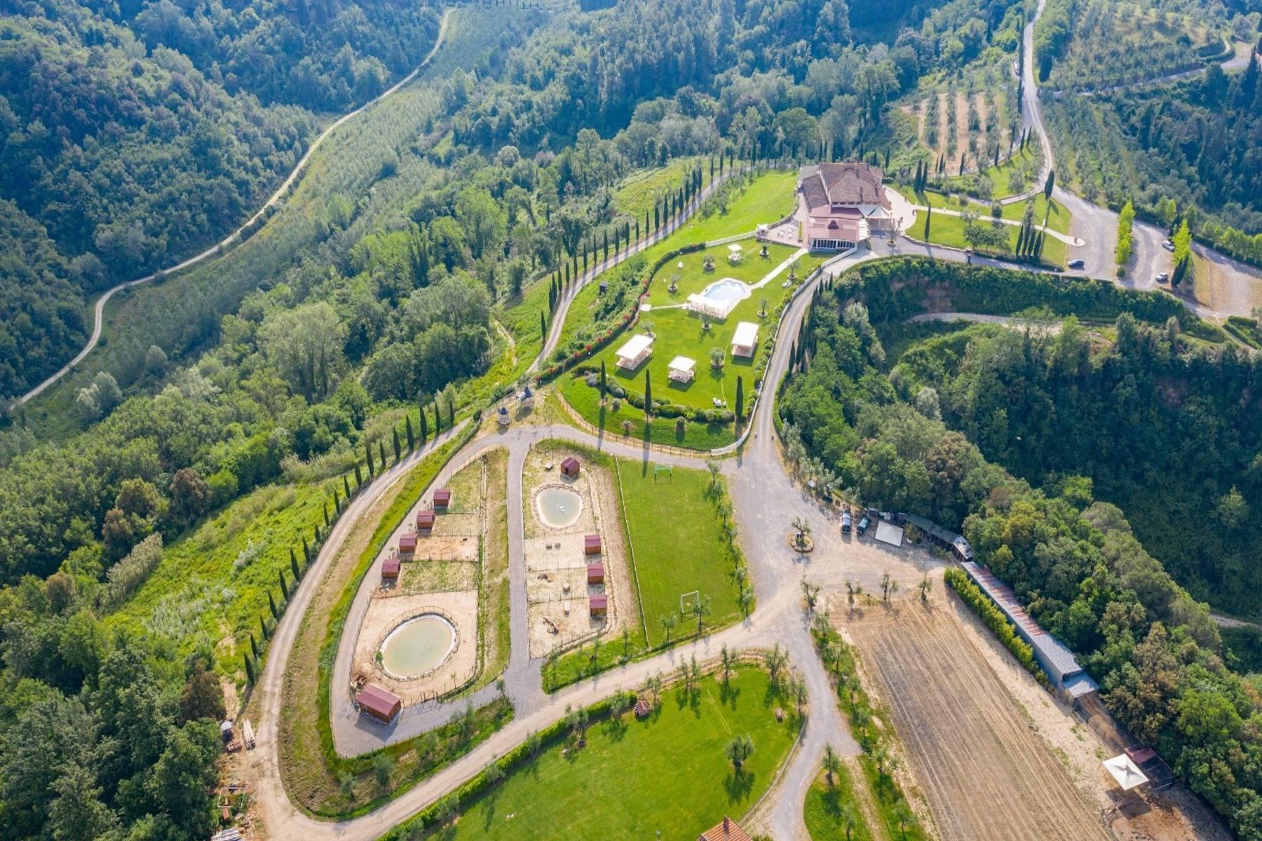 Wunderschönes Anwesen mit 202 Hektar Land im Herzen der Toskana - 4