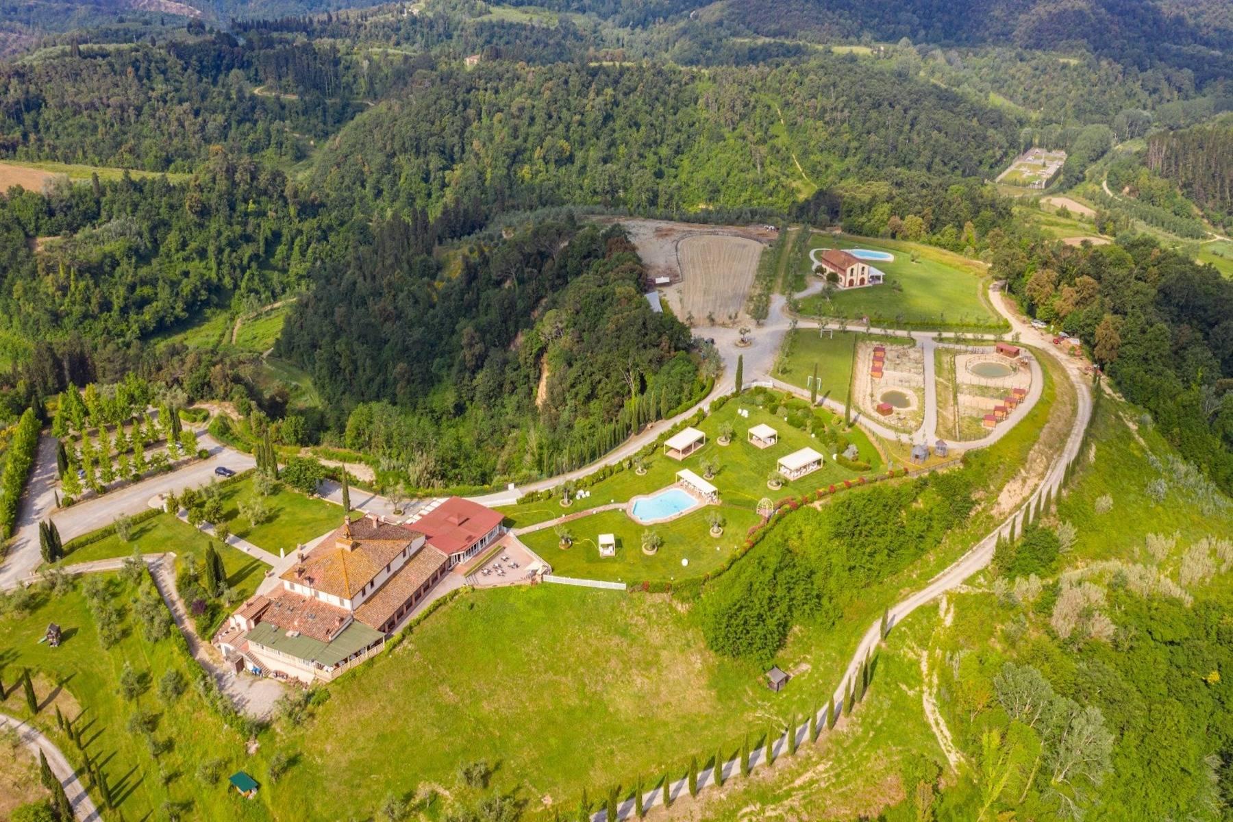 Wunderschönes Anwesen mit 202 Hektar Land im Herzen der Toskana - 6