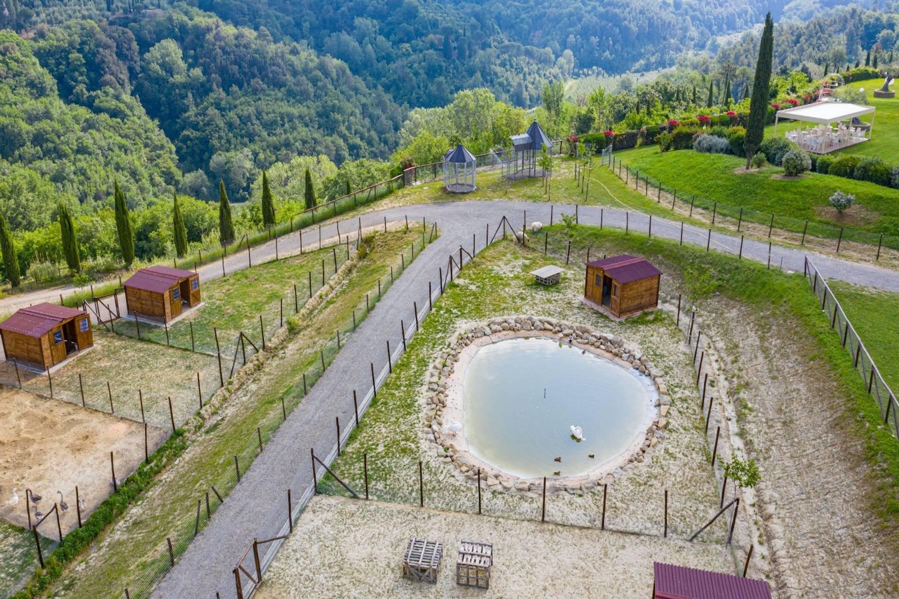 Wunderschönes Anwesen mit 202 Hektar Land im Herzen der Toskana - 5