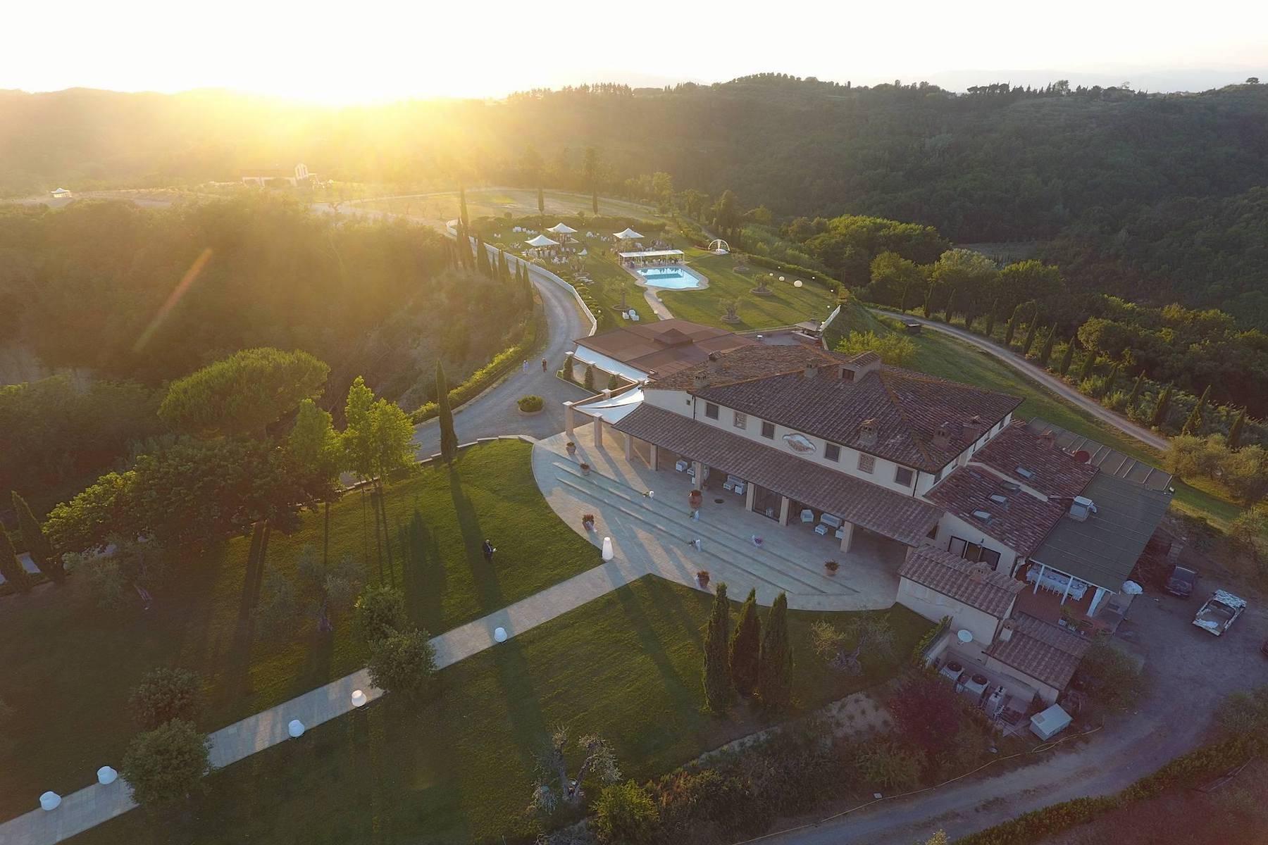 Wunderschönes Anwesen mit 202 Hektar Land im Herzen der Toskana - 7