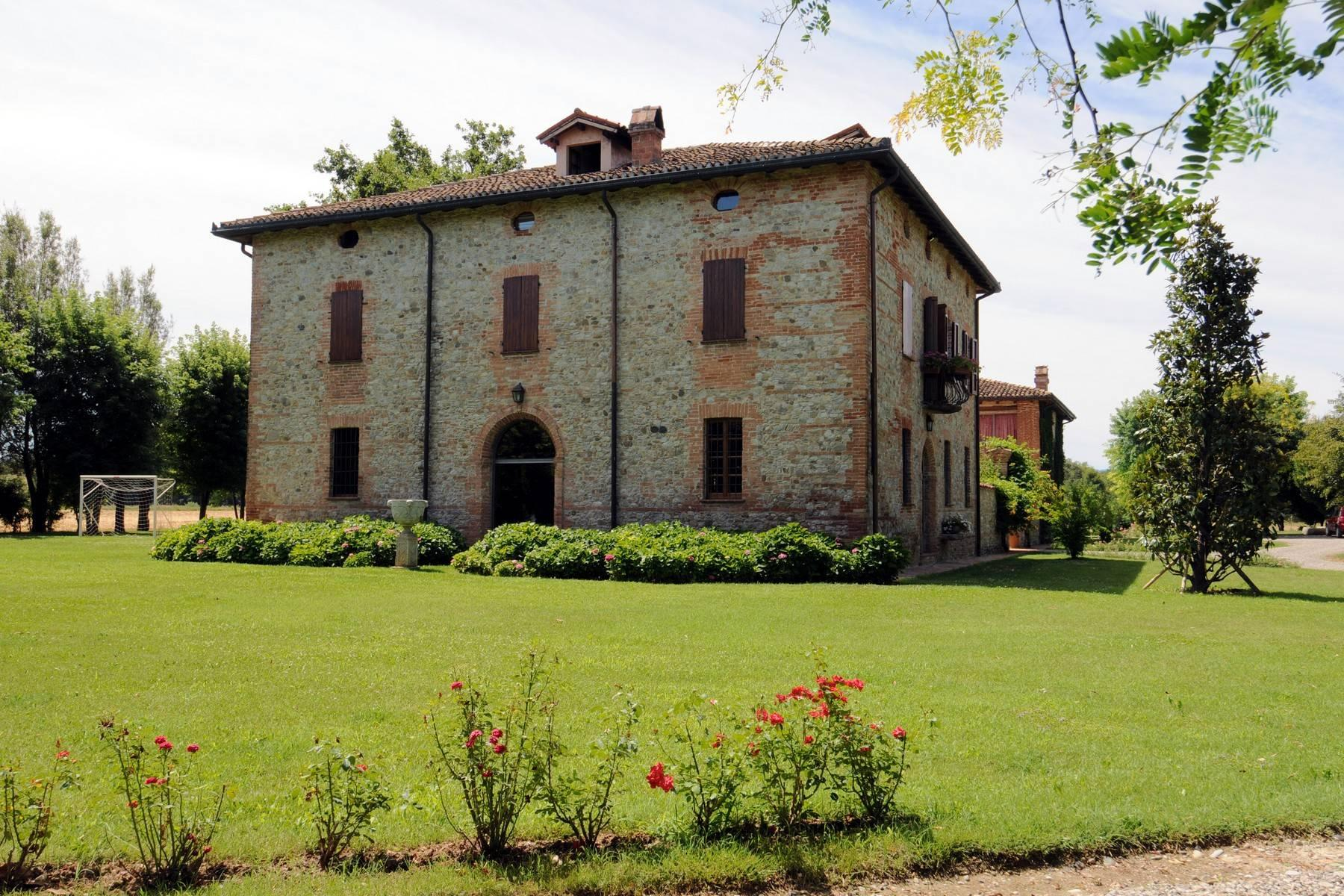 Ancient charming property on the hills of Piacenza - 3