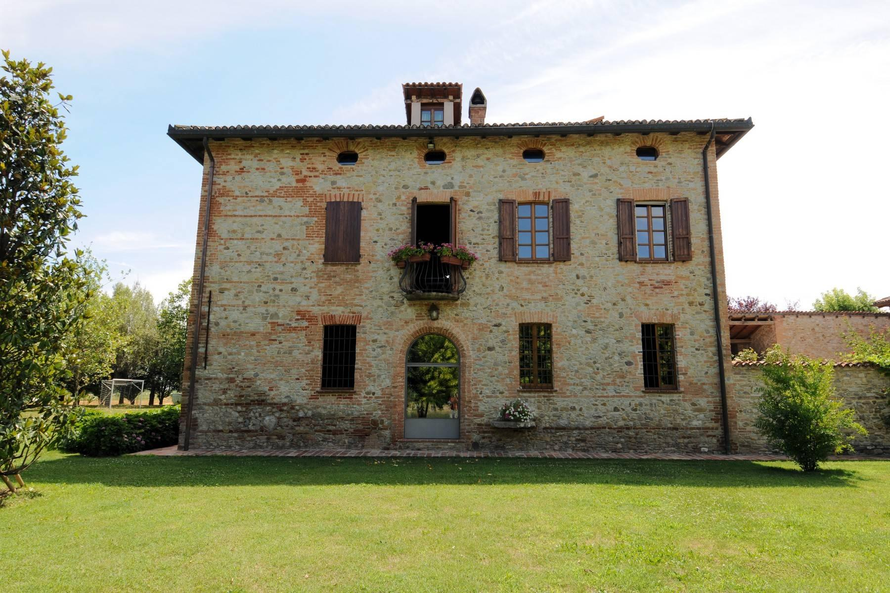 Ancient charming property on the hills of Piacenza - 5