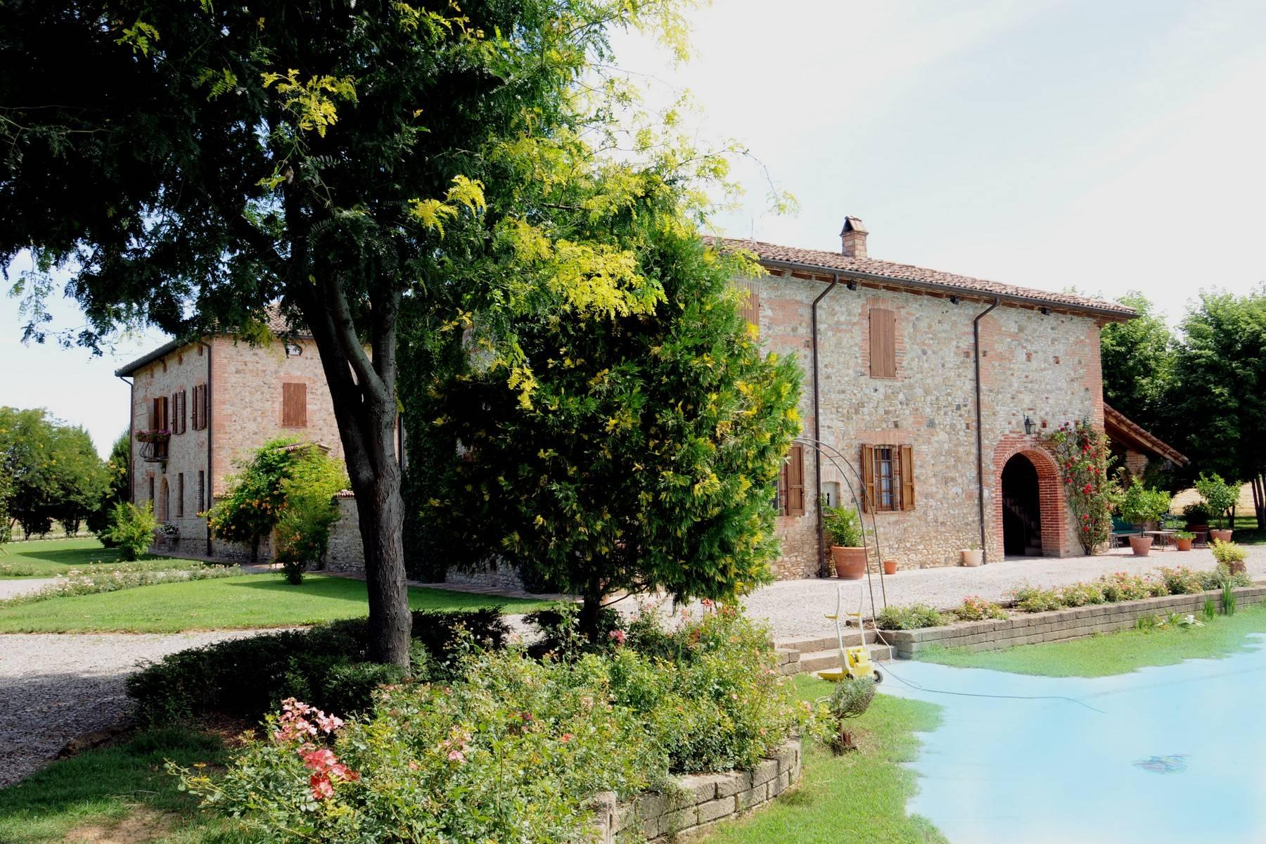 Ancient charming property on the hills of Piacenza - 13