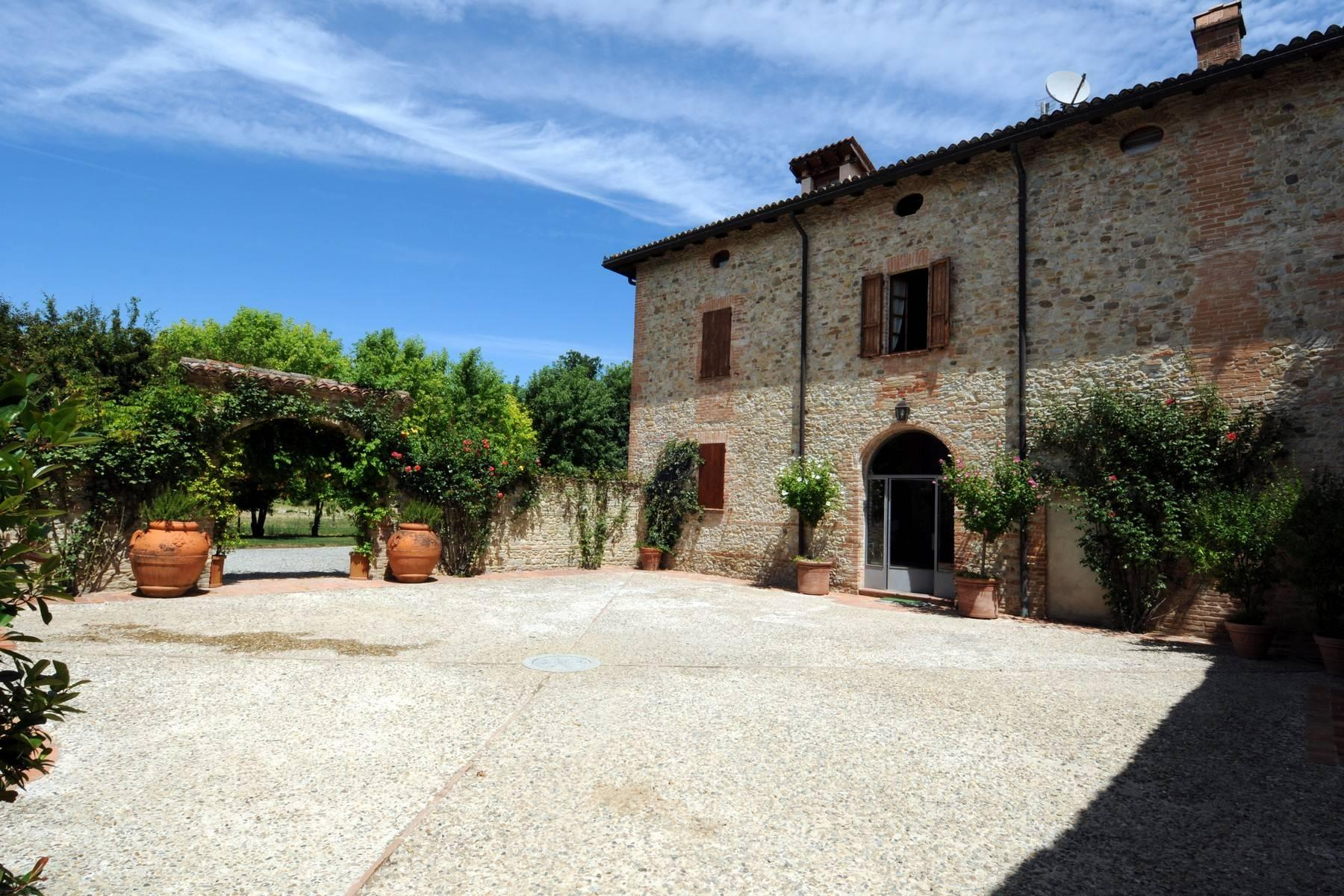 Ancient charming property on the hills of Piacenza - 14
