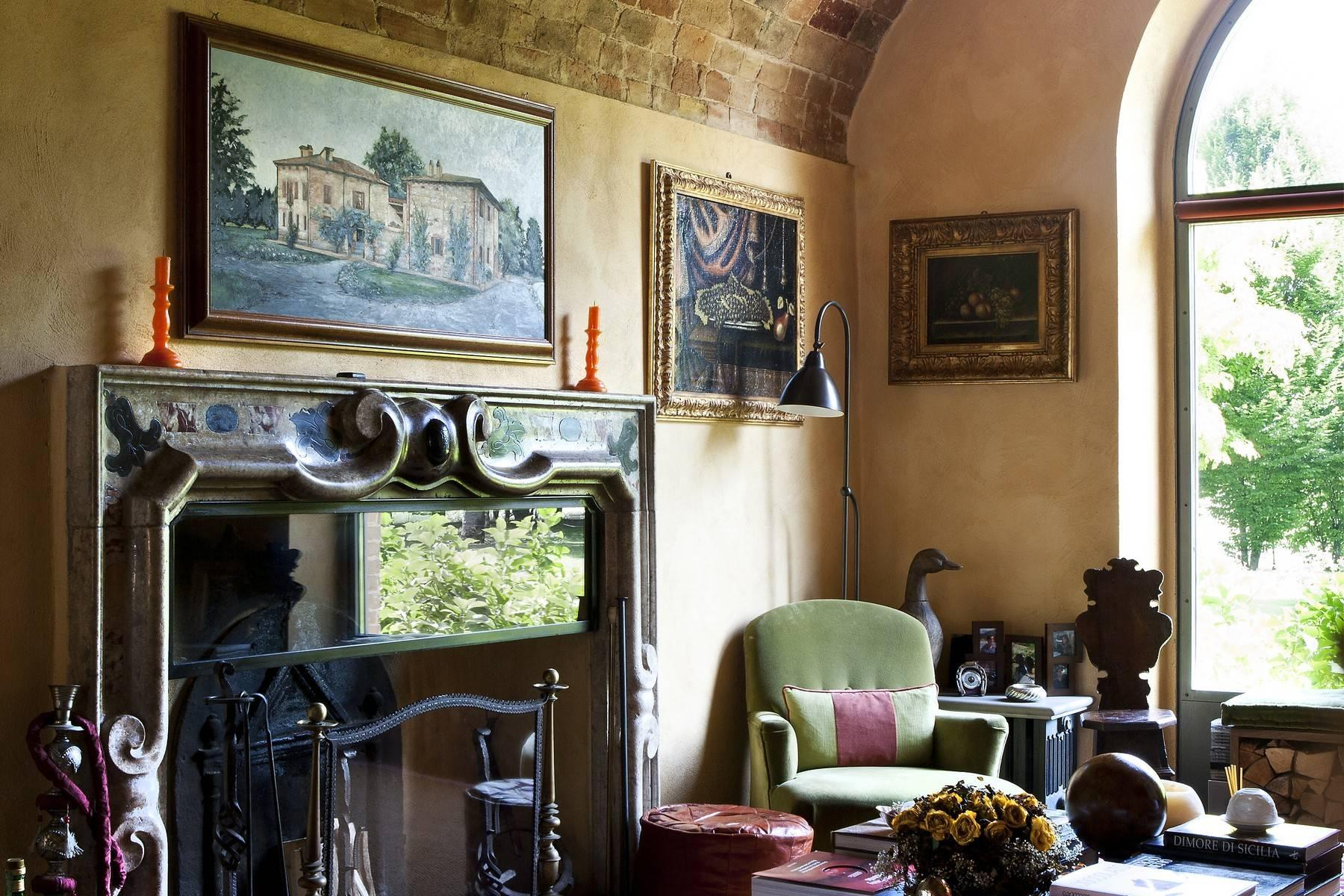 Ancient charming property on the hills of Piacenza - 17