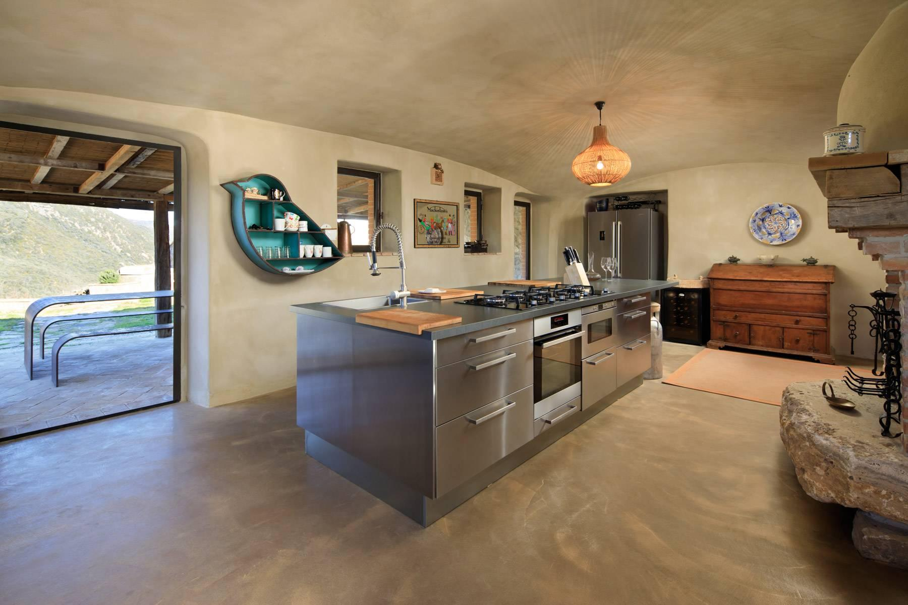 Elegant countryhouse with pool immersed in the Val d'Orcia - 15