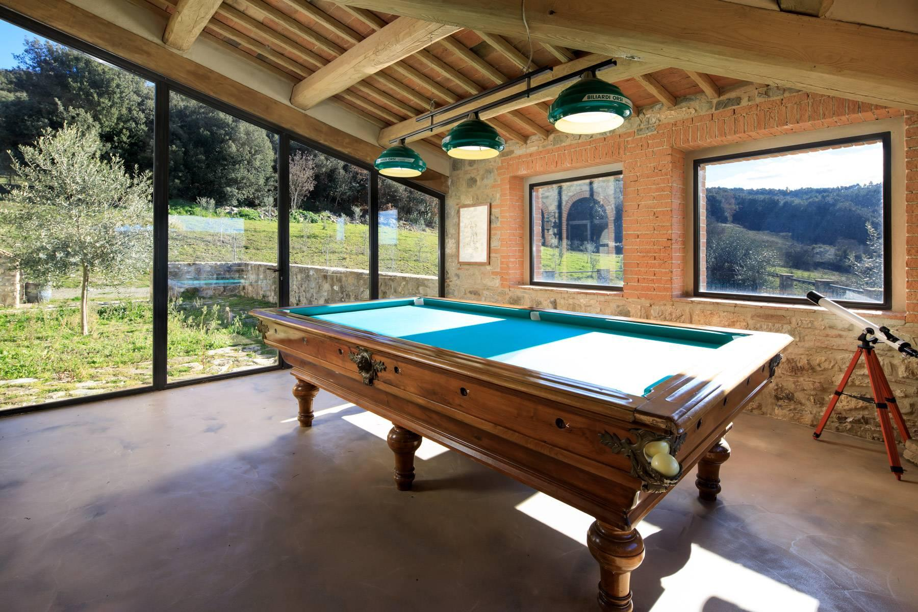 Elegant countryhouse with pool immersed in the Val d'Orcia - 16